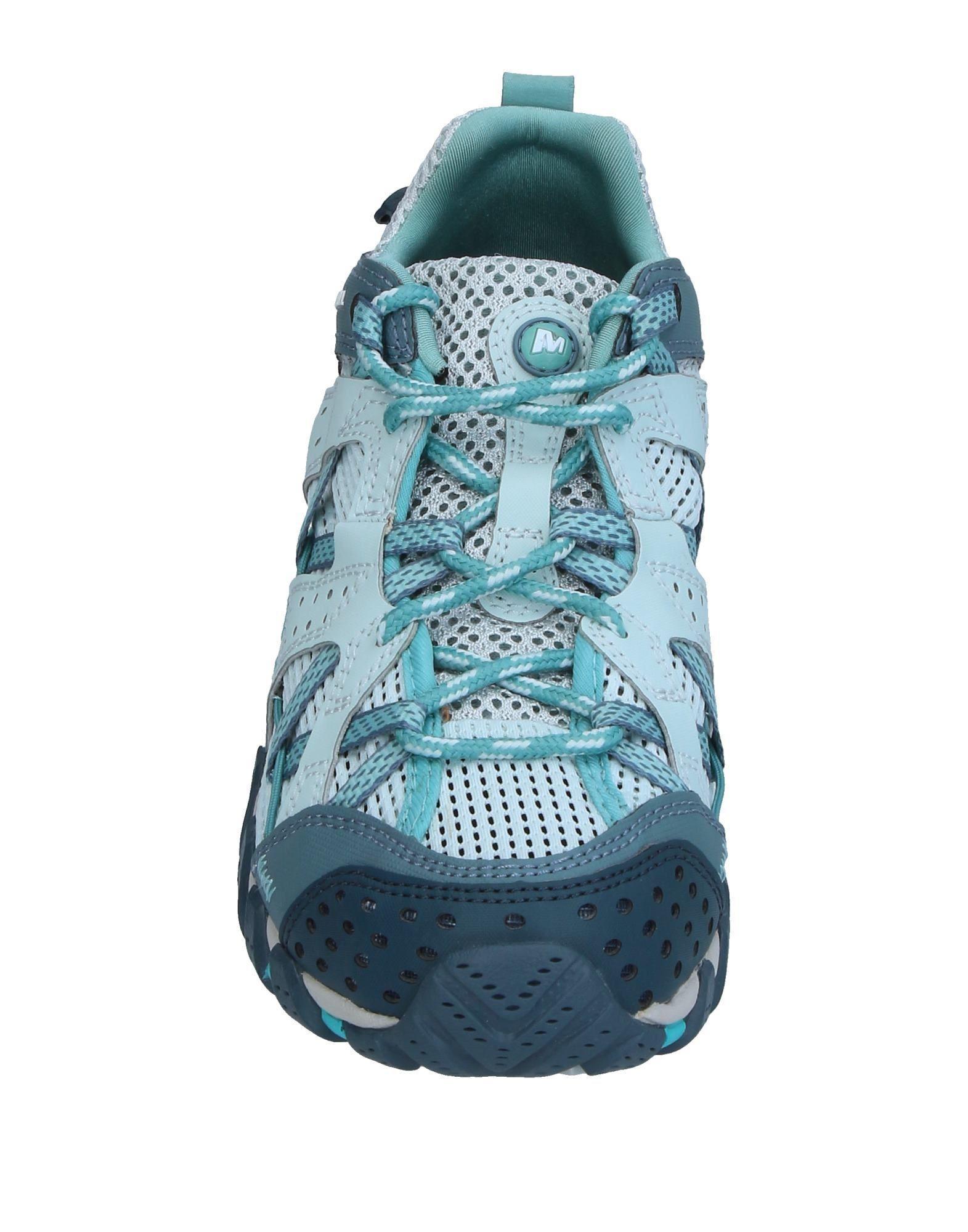Merrell Rubber Low-tops & Sneakers in Sky Blue (Blue)