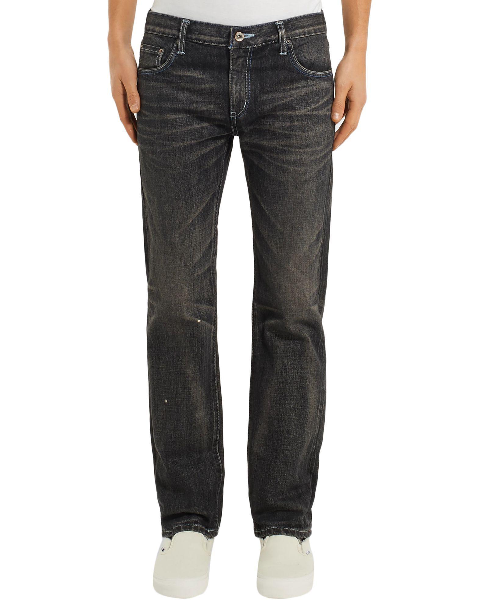 Neighborhood Denim Pants in Steel Grey (Grey) for Men