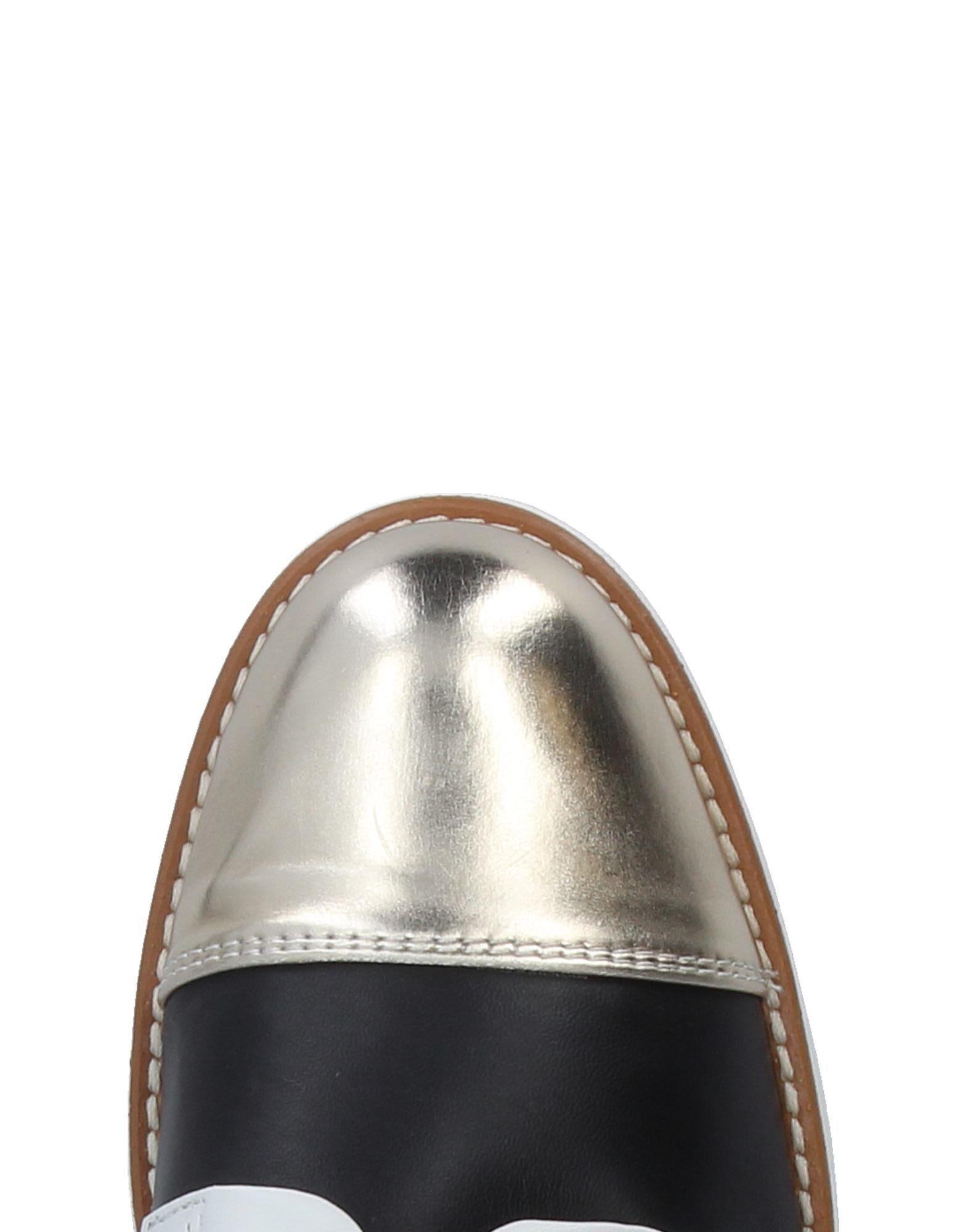 Zapatos de cordones Tosca Blu