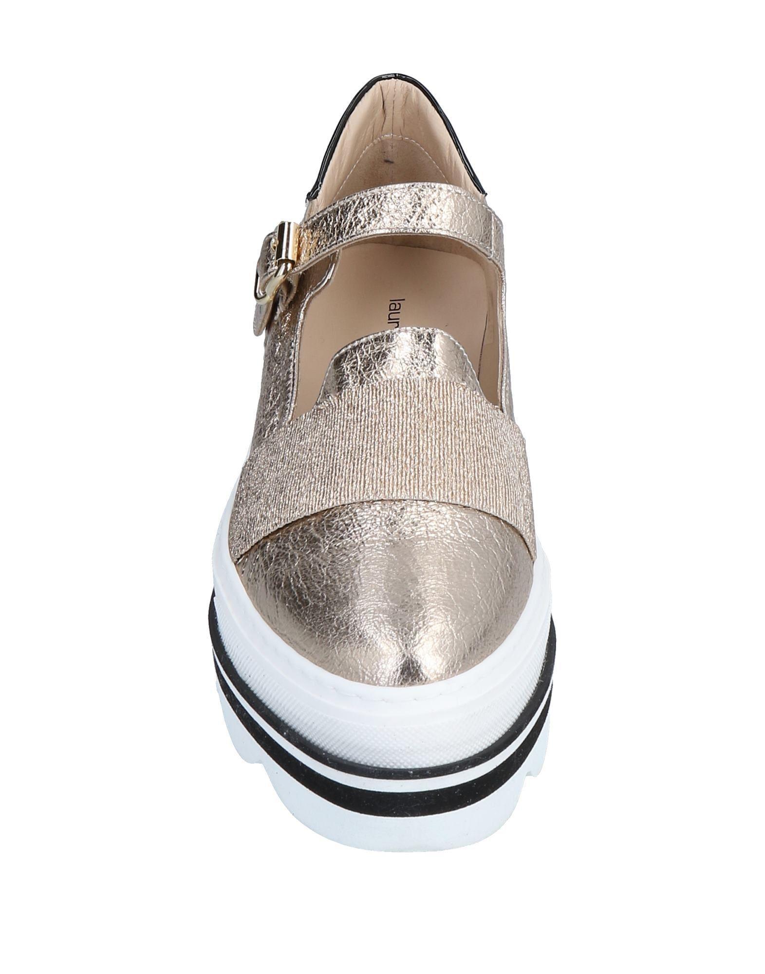 f76c424b011 Laura Bellariva - Metallic Loafer - Lyst. View fullscreen