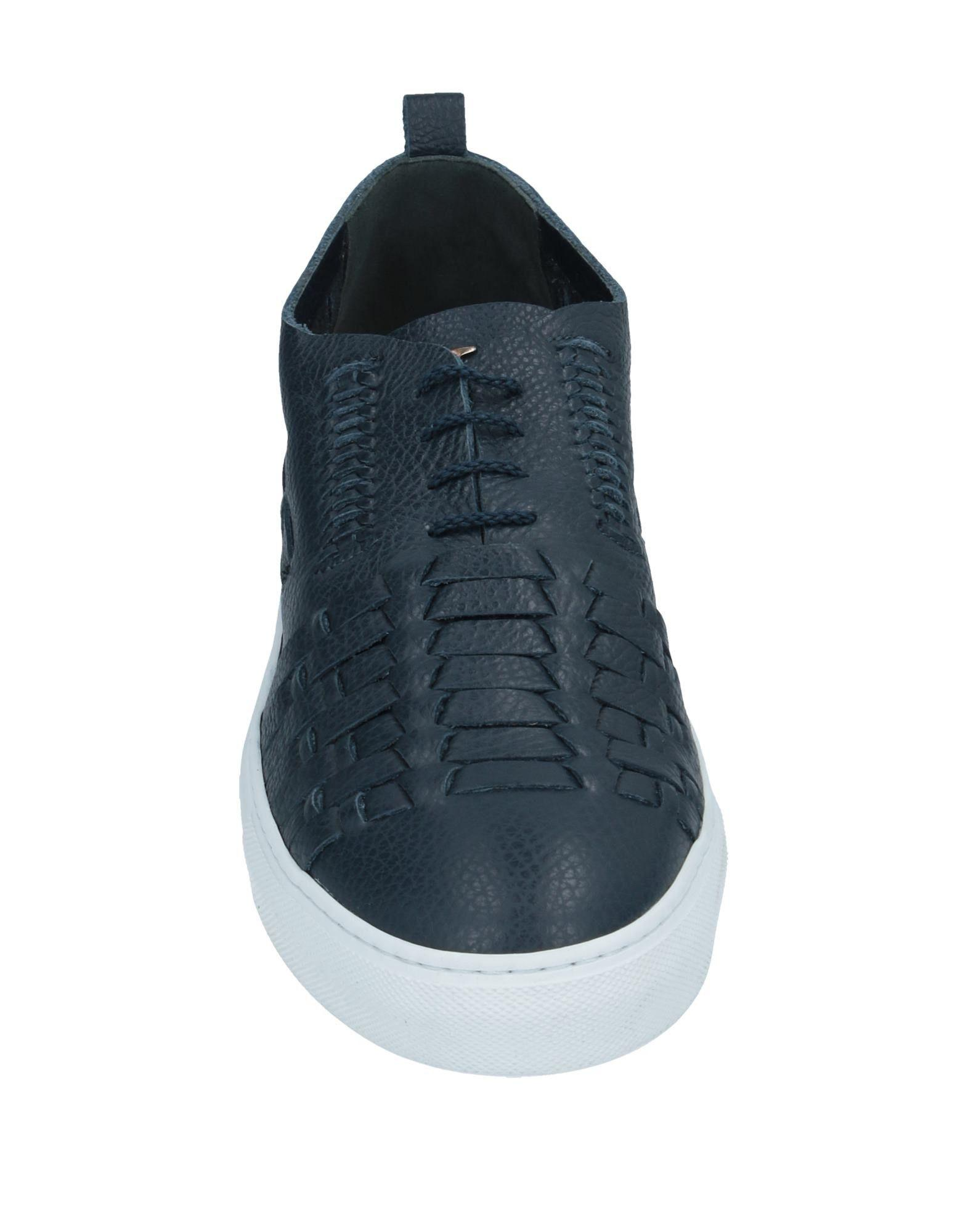 Sneakers & Deportivas Alberto Guardiani de hombre de color Azul