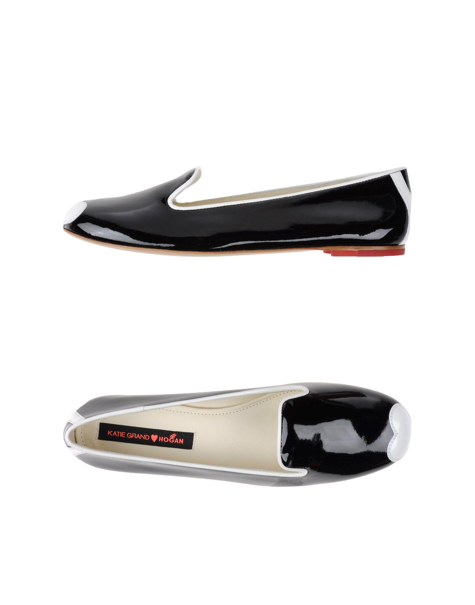 clearance view KATIE GRAND LOVES HOGAN Ballet flats sale 2014 cheap top quality sale brand new unisex 6oPeu