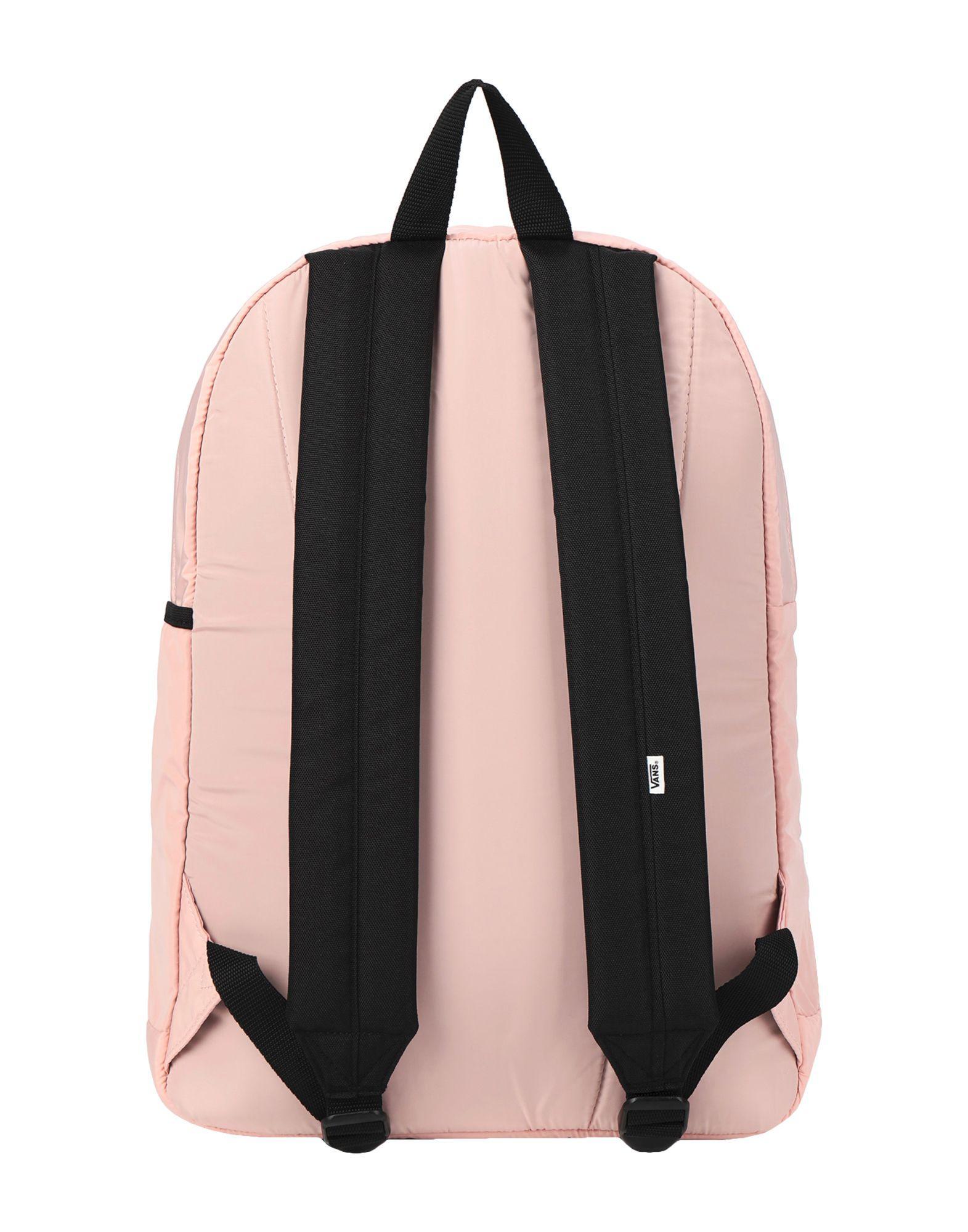 3984673f6a7 Lyst - Vans Backpacks   Bum Bags in Pink