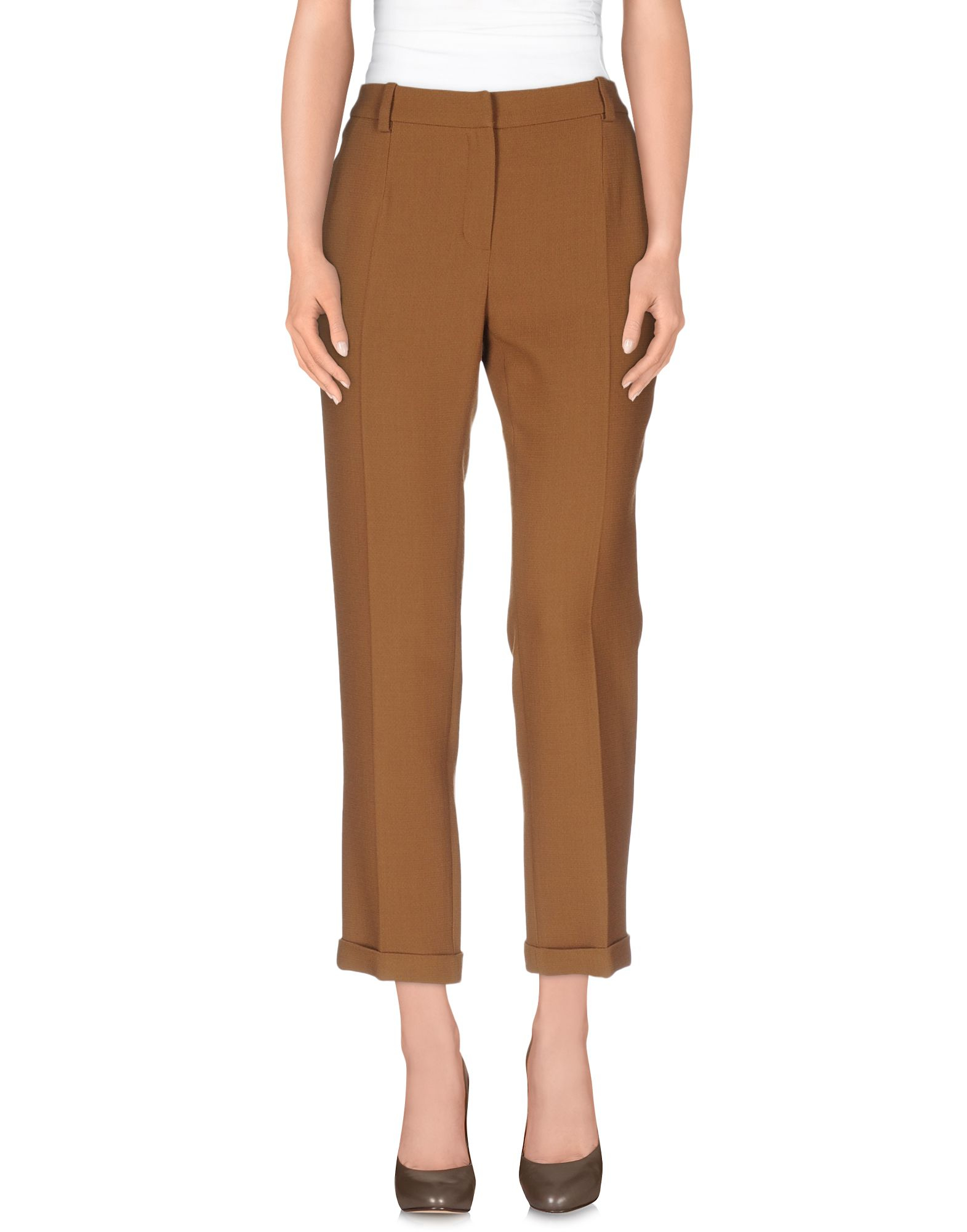 Simple  Womens CampA Brown Khaki Yessica Belted Chino Shorts Hot Pants Size UK 6