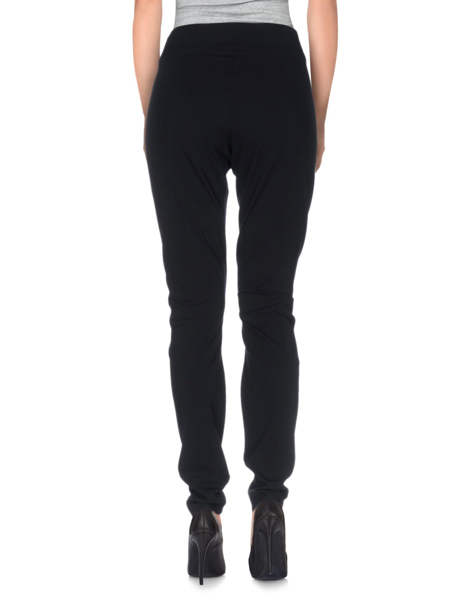 helmut lang origami pants in black lyst