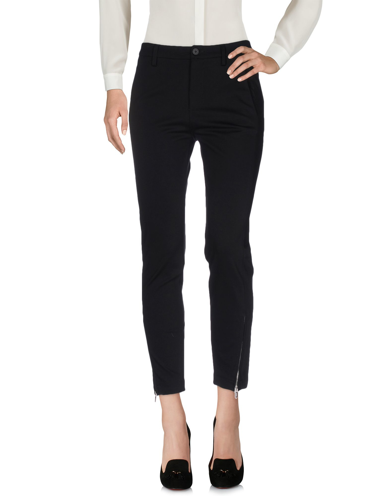 Dondup Casual Trouser In Black Lyst