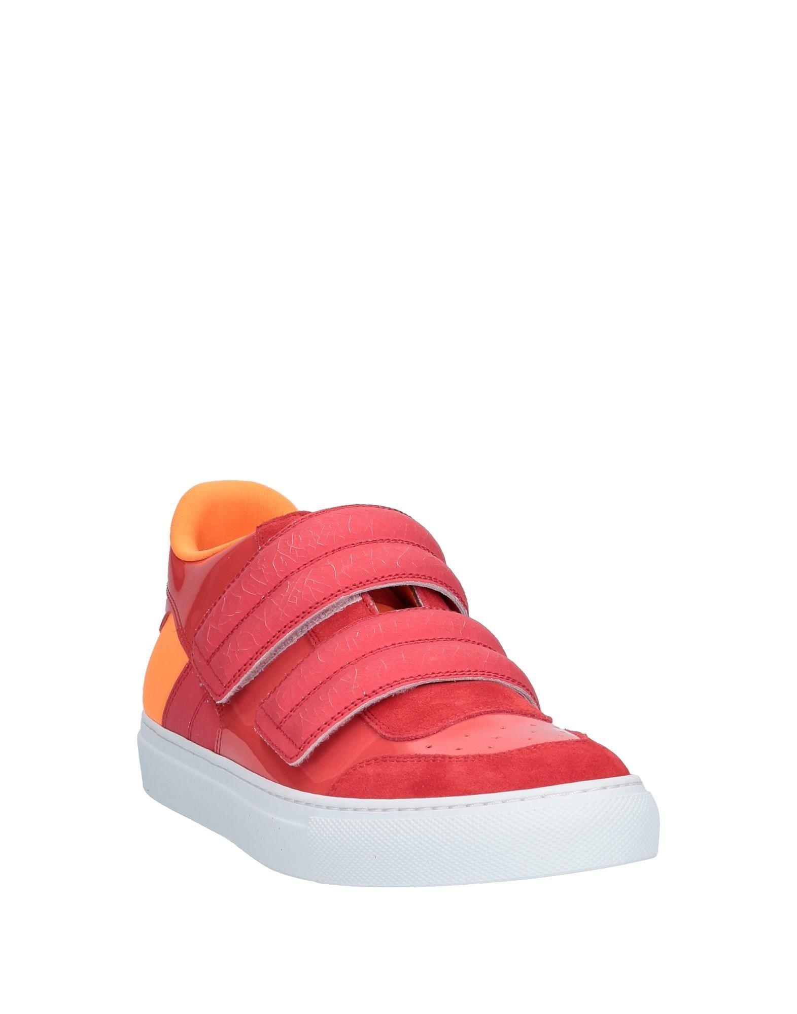 Sneakers & Deportivas MM6 by Maison Martin Margiela de color Rojo