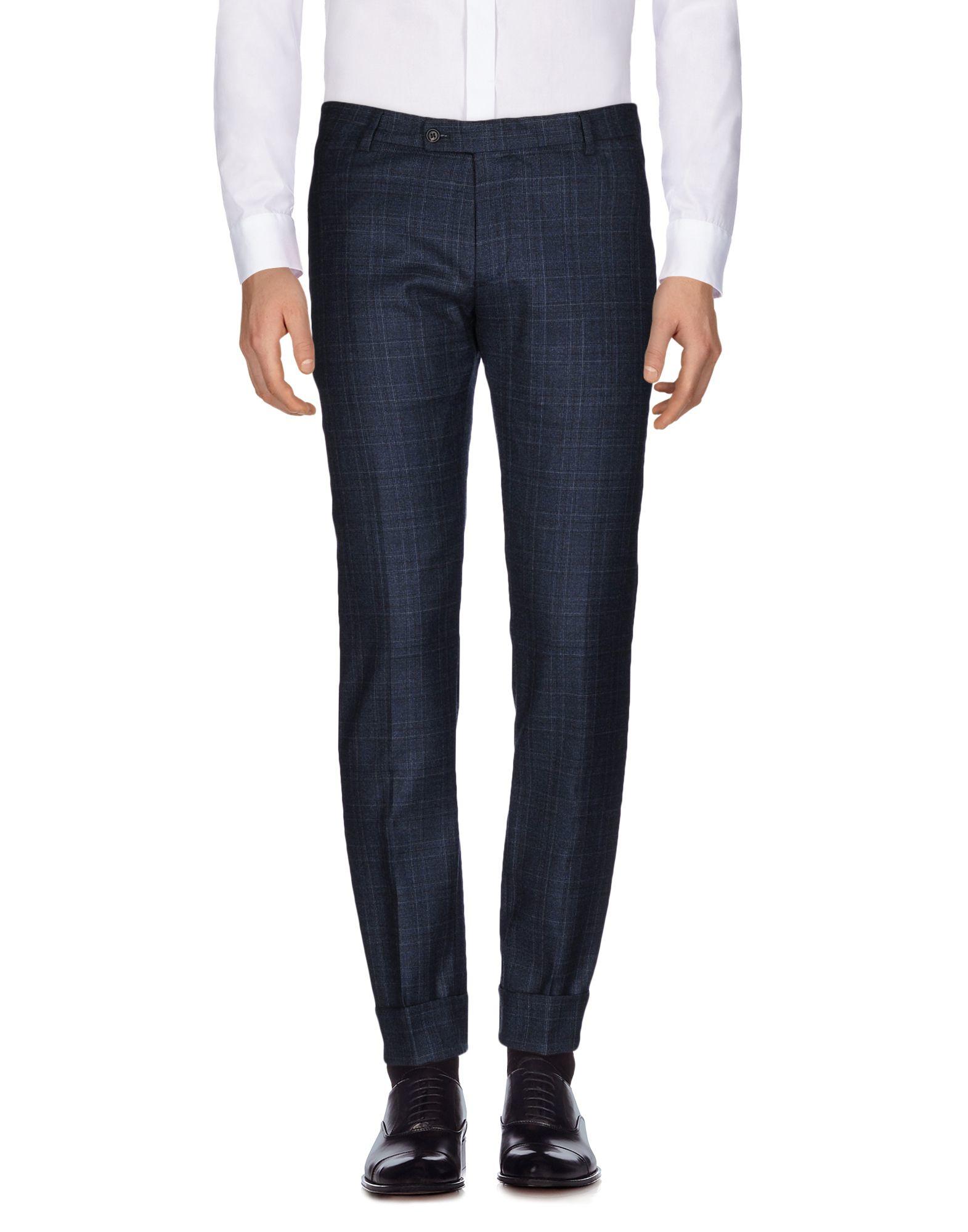 Tonello Casual Trouser in Blue for Men