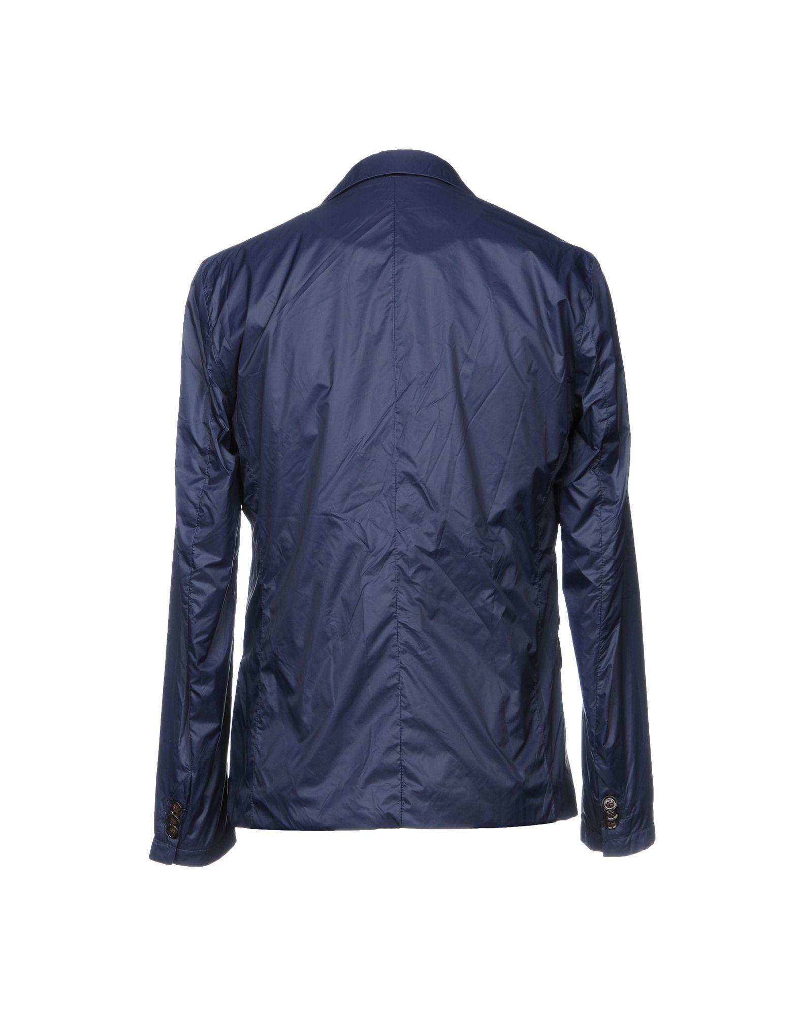 Save The Duck Synthetic Suit Jacket in Dark Blue (Blue) for Men