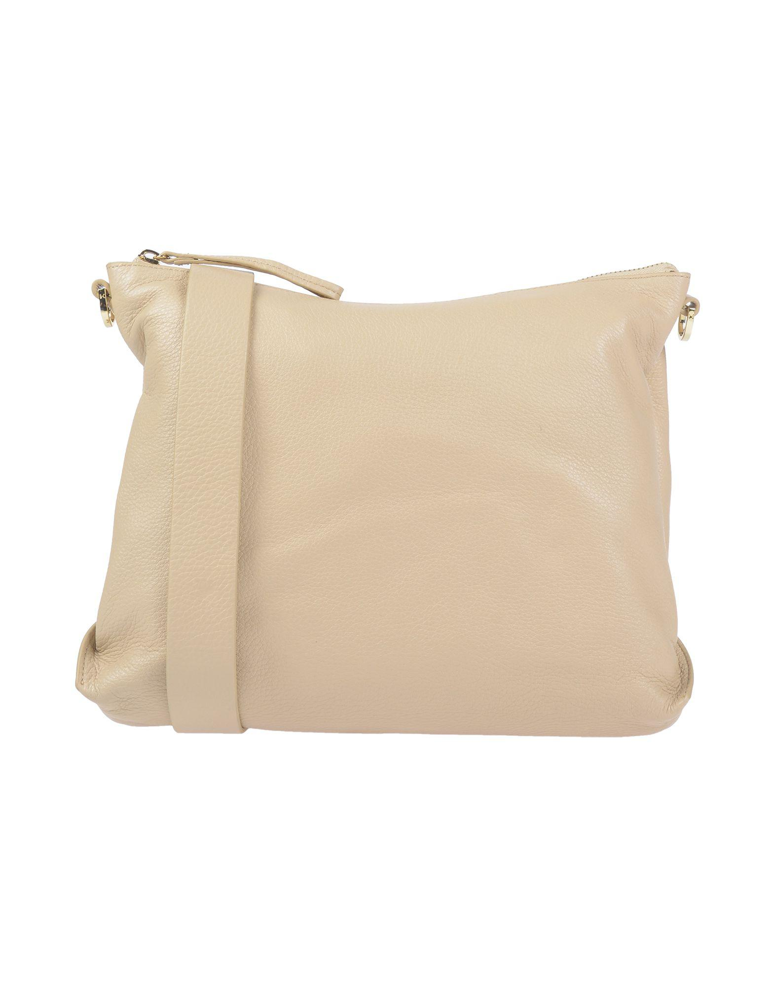 Lyst - Halston Heritage Cross-body Bag in Natural ed3aaab9c0