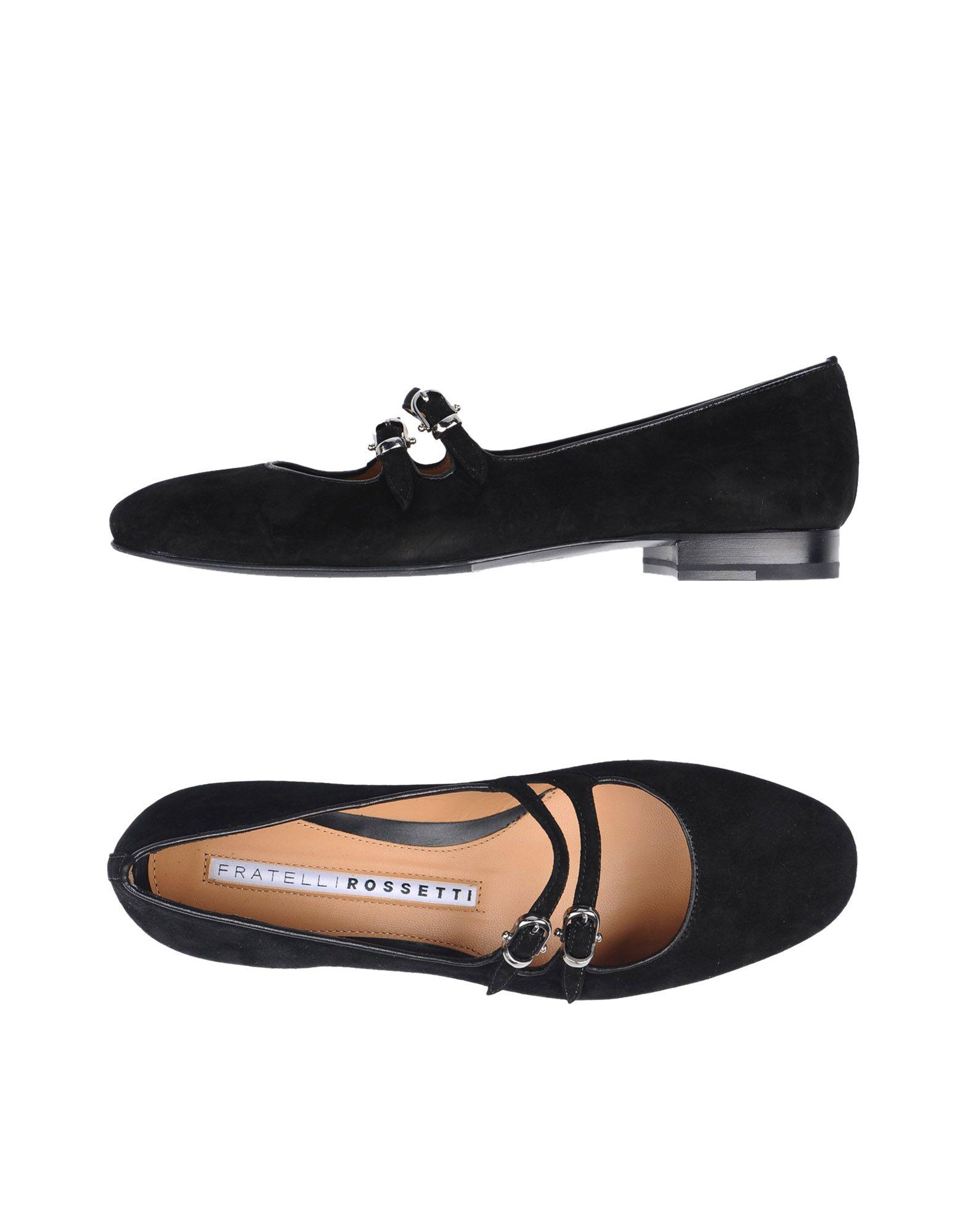 Fratelli Rossetti Leather Flats n0iPS