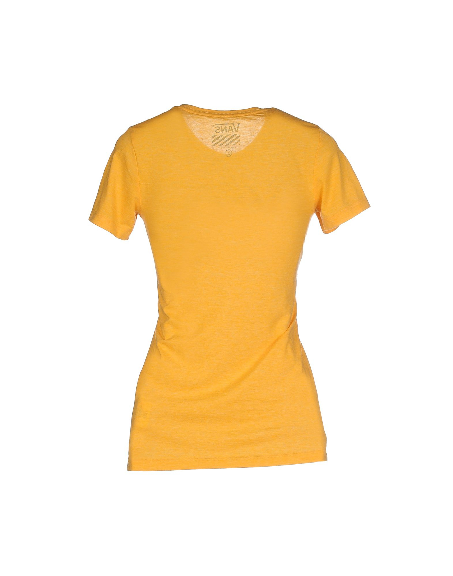 Lyst Vans T Shirt In Orange