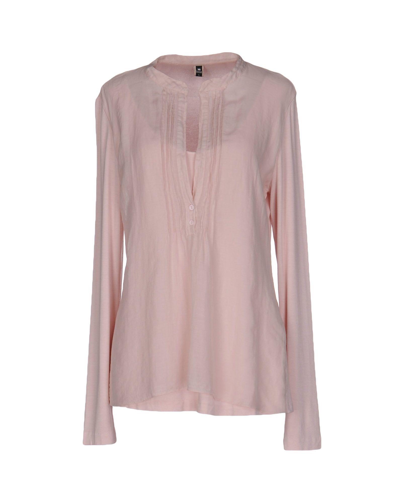 Lyst european culture t shirt in pink for European mens dress shirts