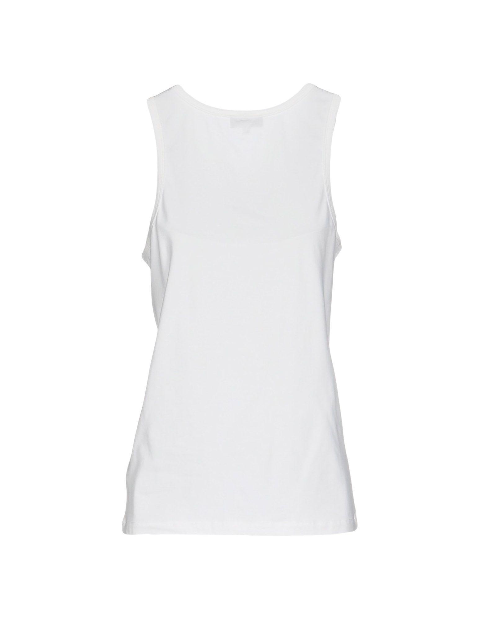 John richmond t shirt in white lyst for Richmond t shirt printing