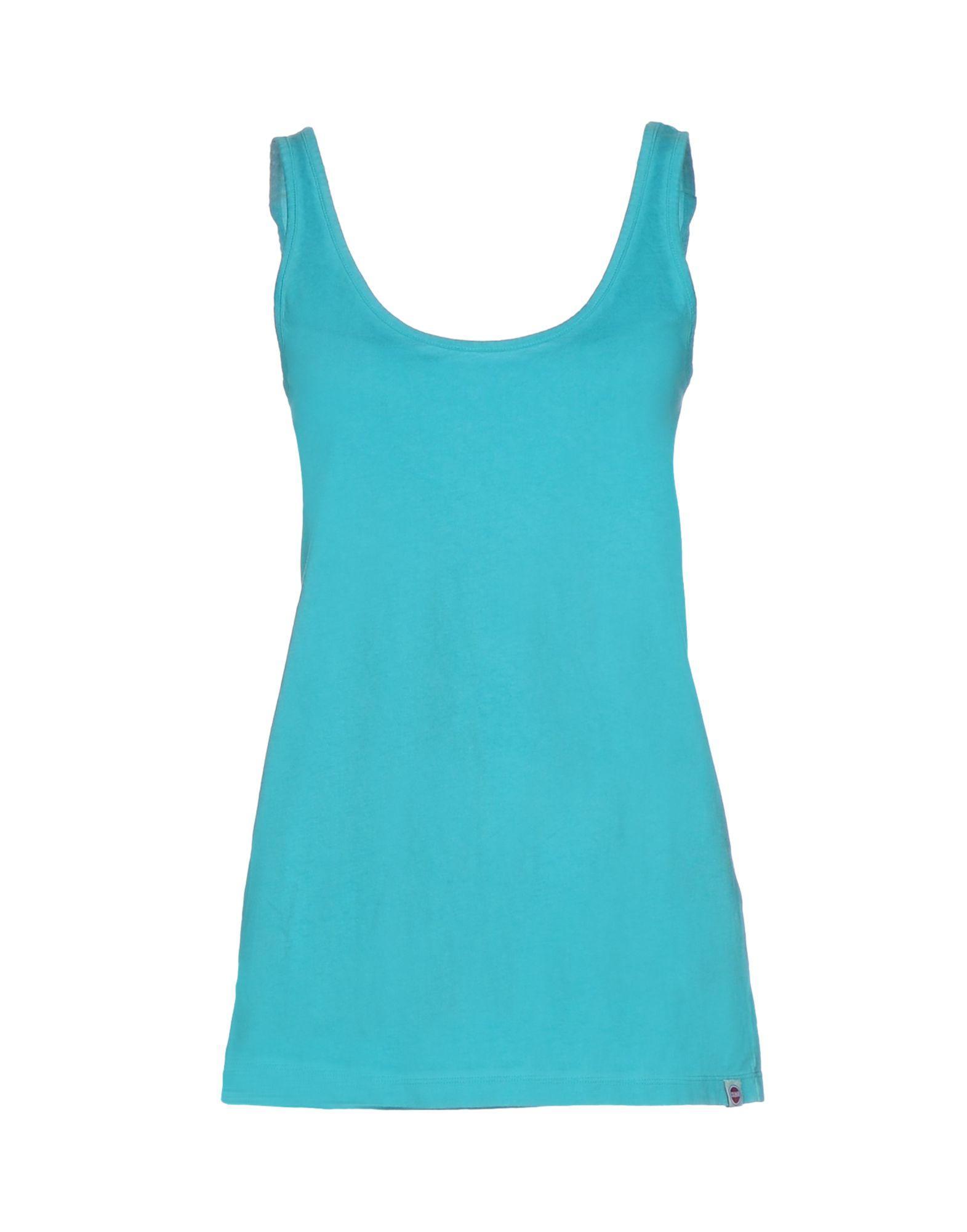 Colmar vest in blue lyst for Blue piscine colmar