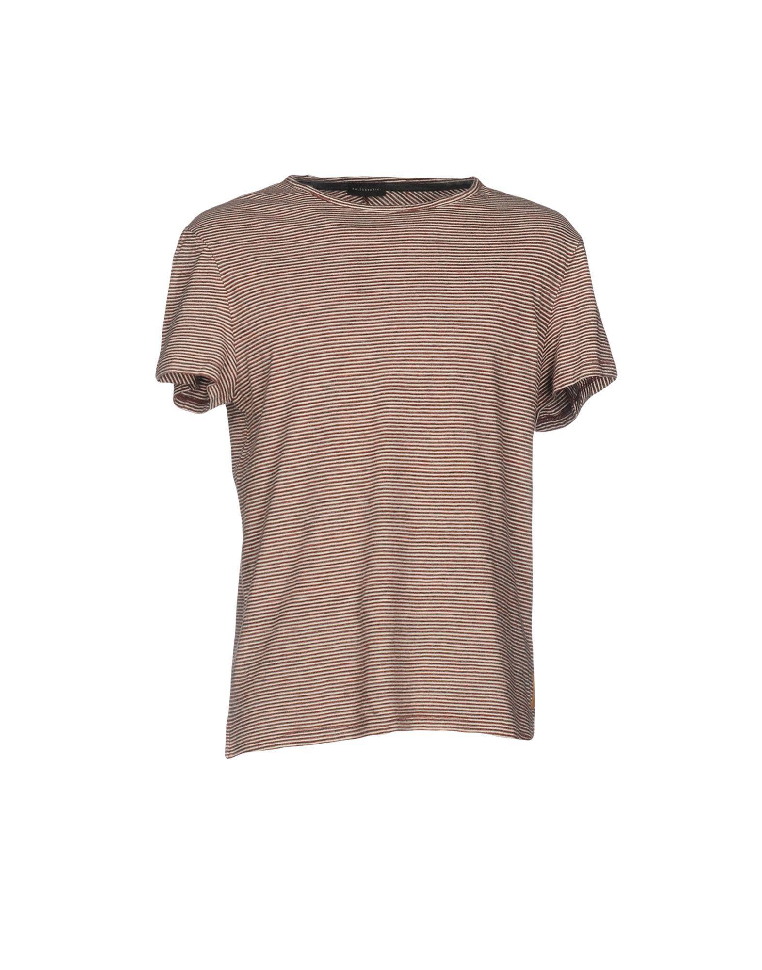 Lyst baldessarini t shirt for men for Lands end logo shirts