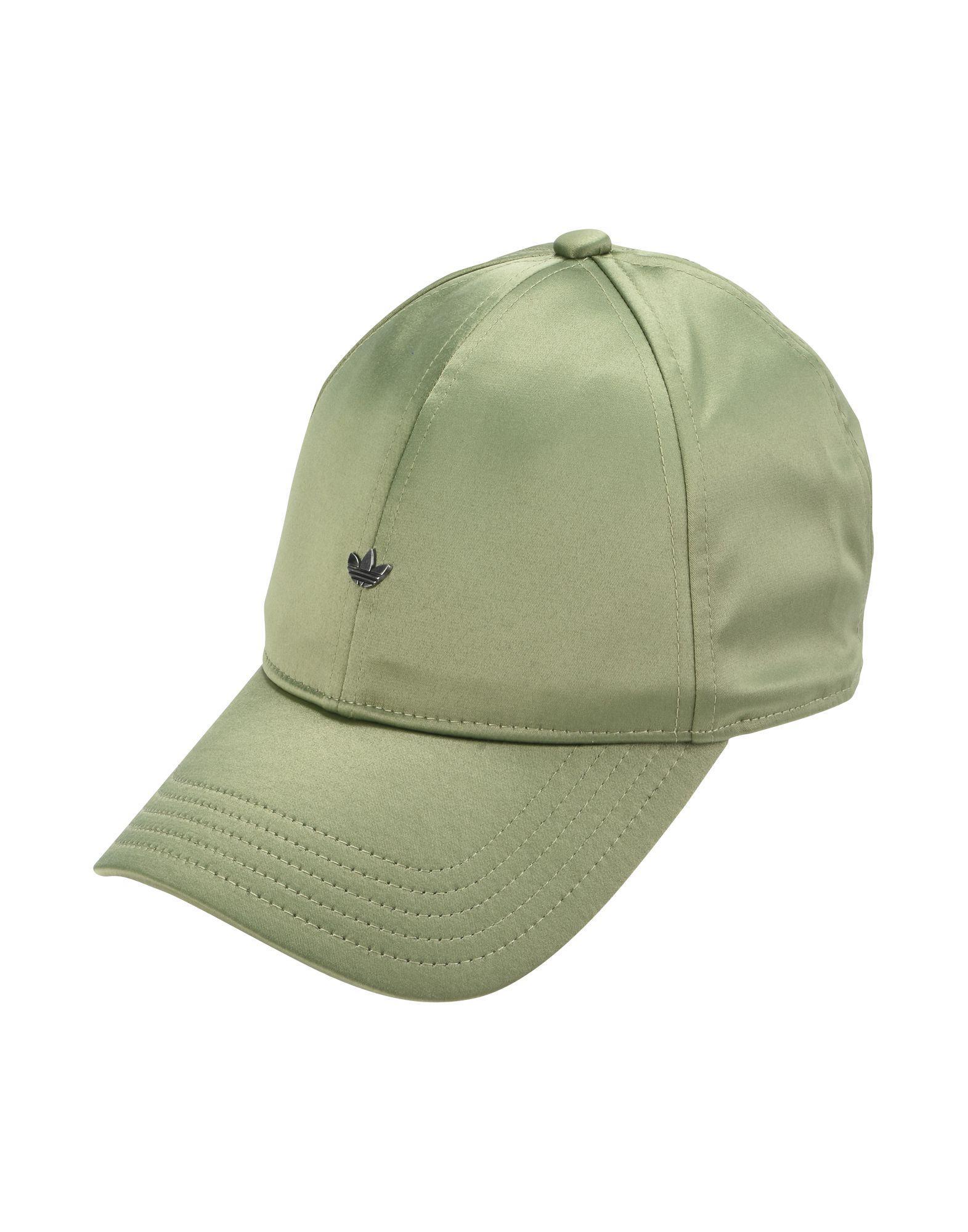 5895cbe646c6c Adidas Originals Hat in Green for Men - Lyst