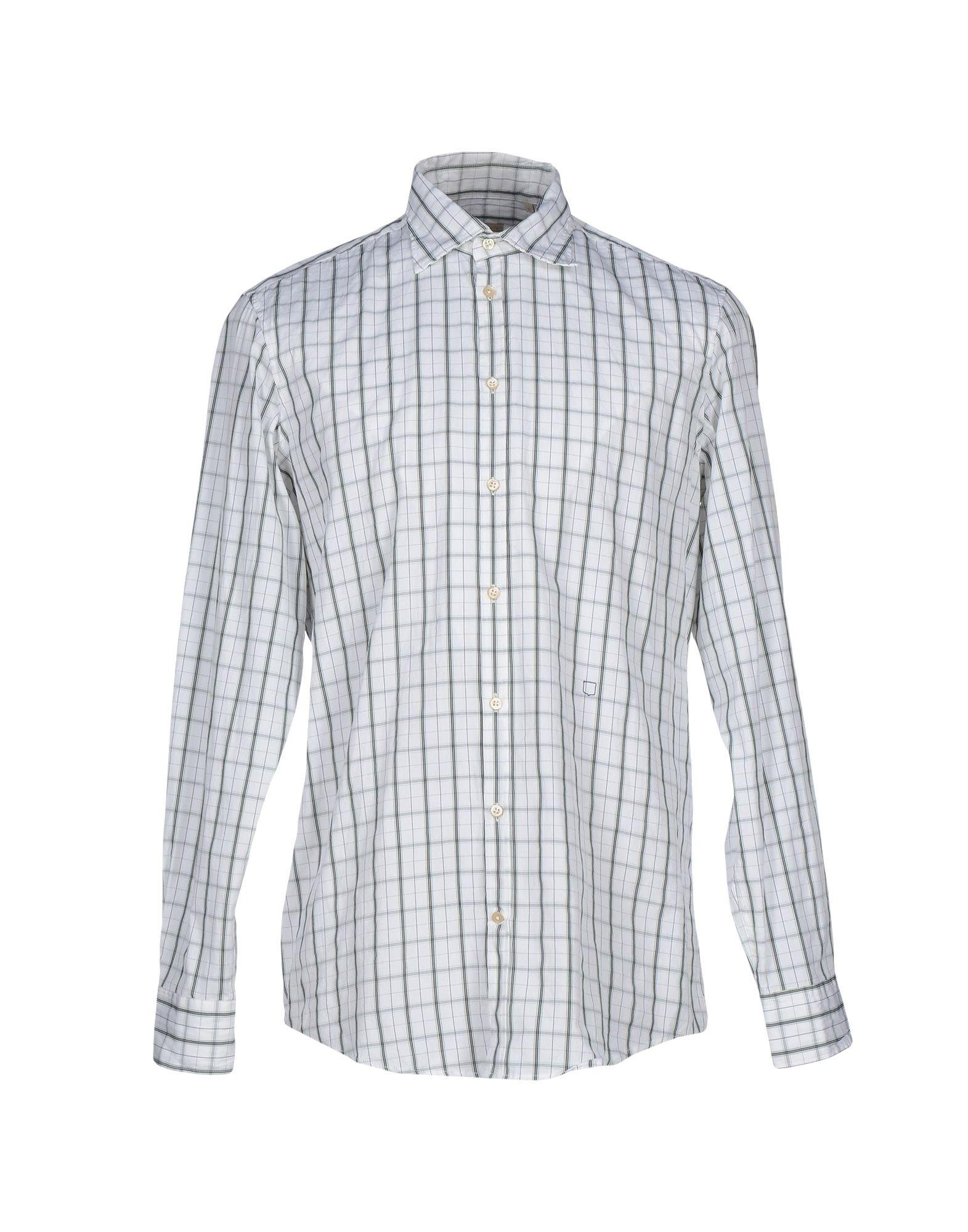 Massimo alba Shirt in Blue for Men