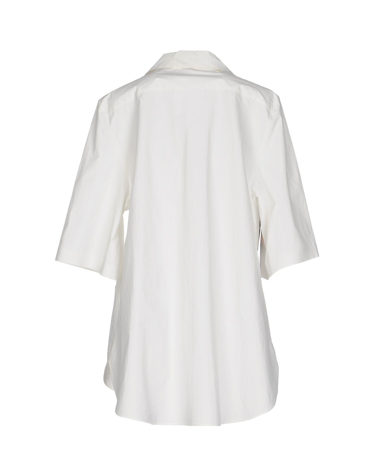 Acne Studios Shirt In White Lyst