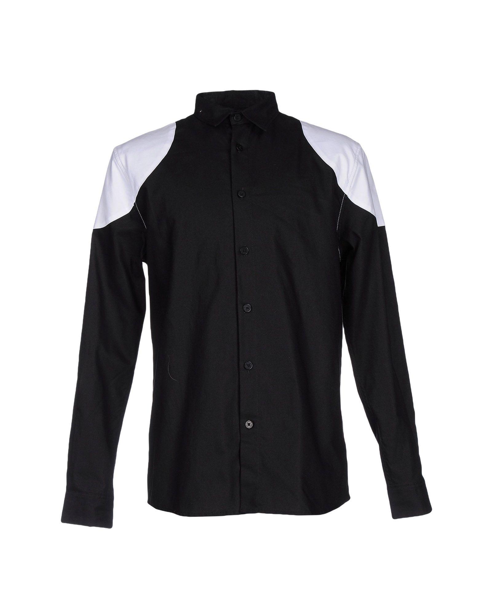 Han Kjobenhavn Shirt In Black For Men Lyst