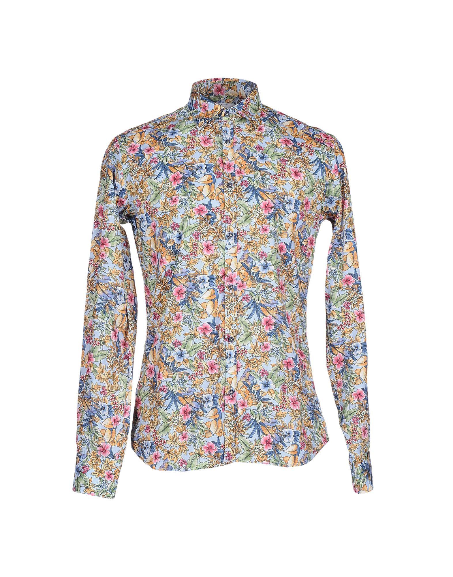 Aglini Shirt Lyst