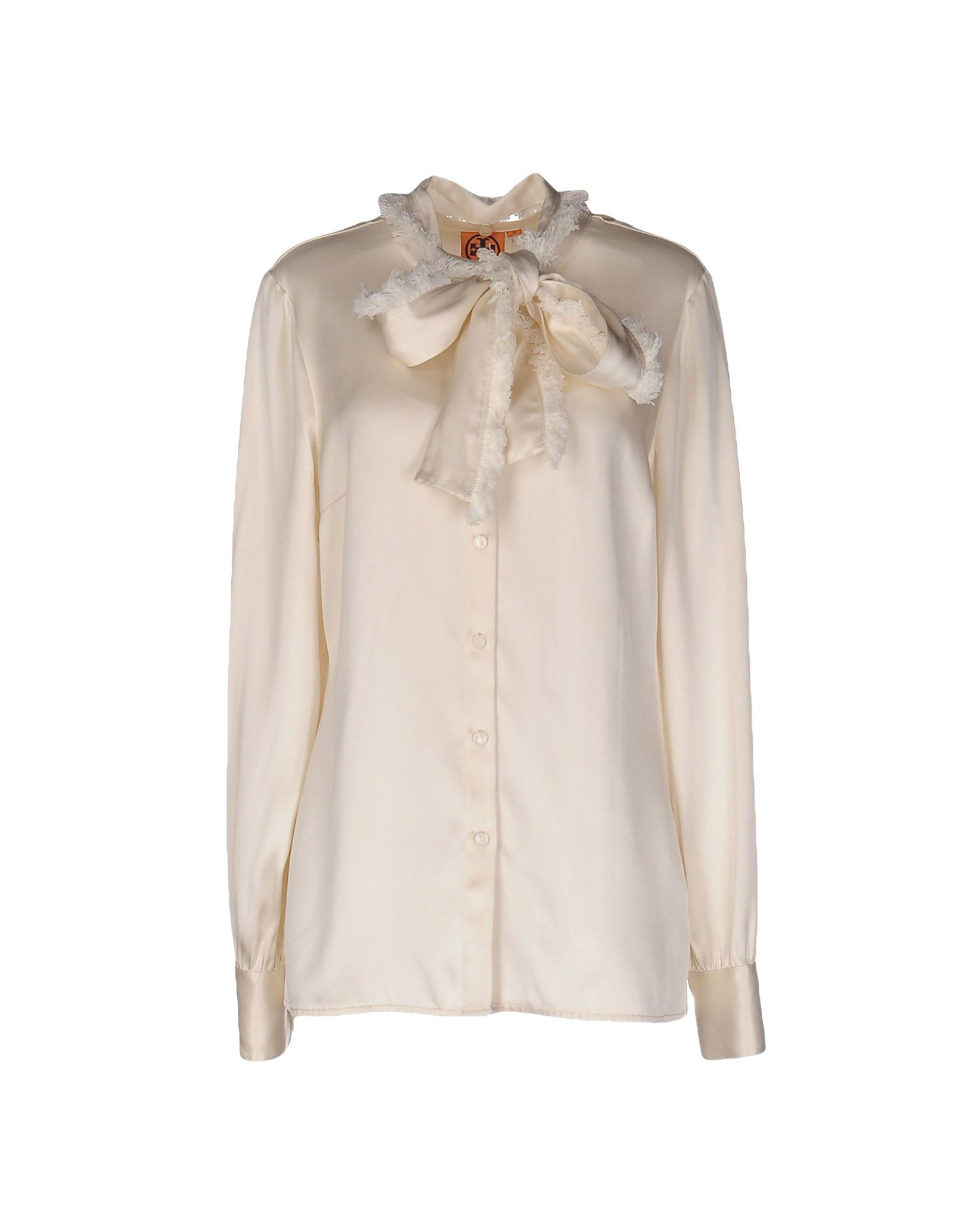 Lyst Tory Burch Shirt In Natural