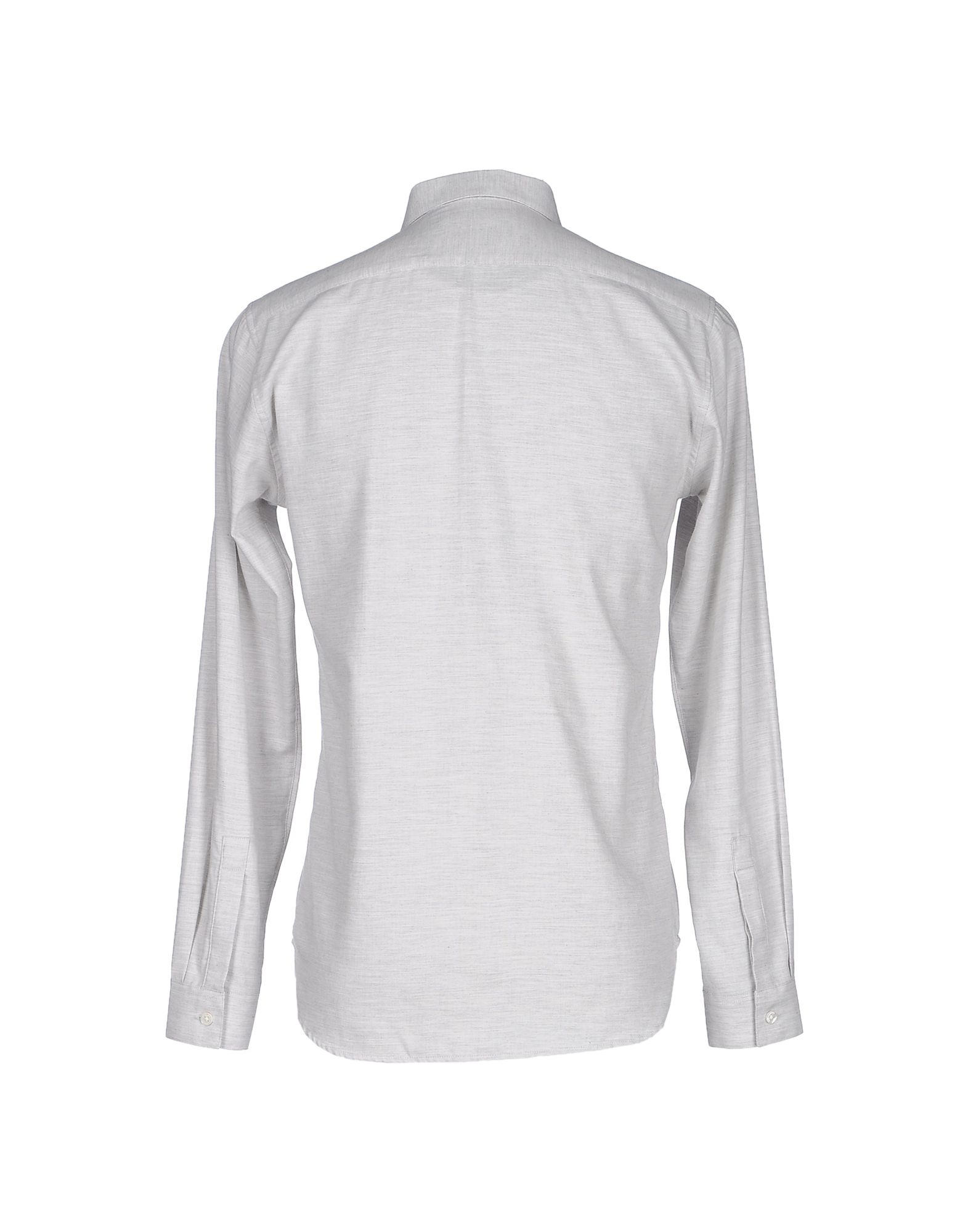 Theory Shirt In Gray For Men Lyst