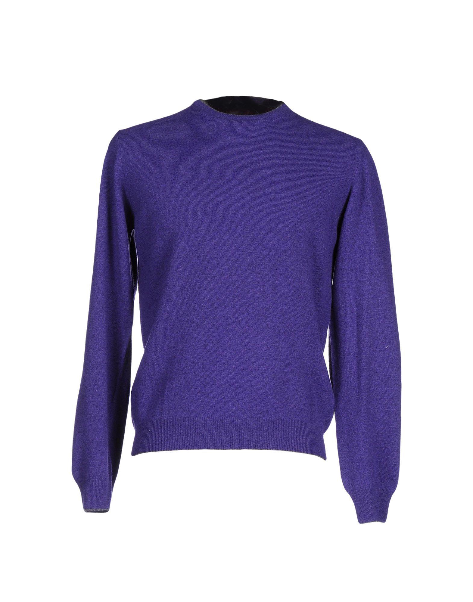 Purple Sweater For Men 55