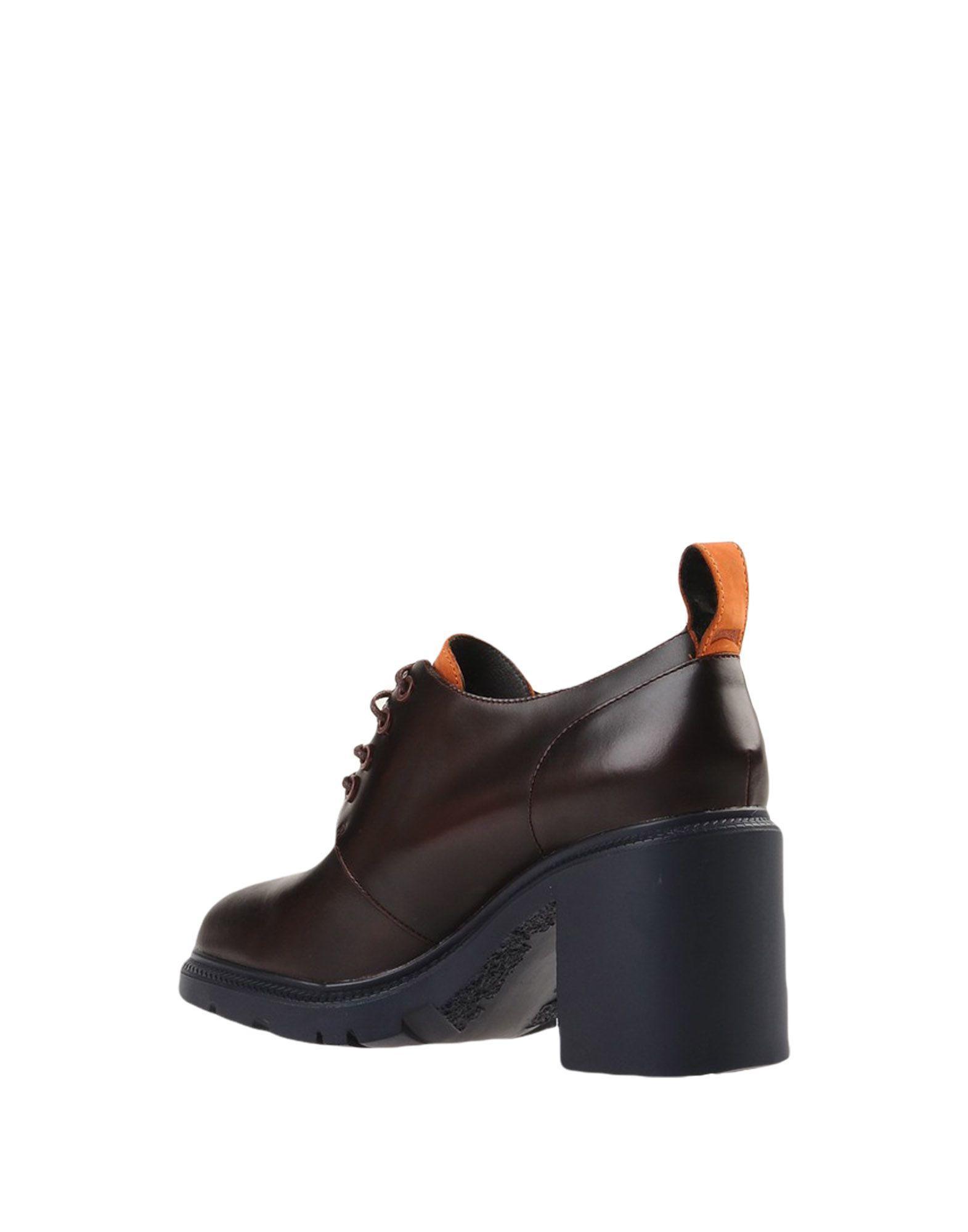 1c9e1d8d97e644 Lyst - Camper Lace-up Shoe in Black