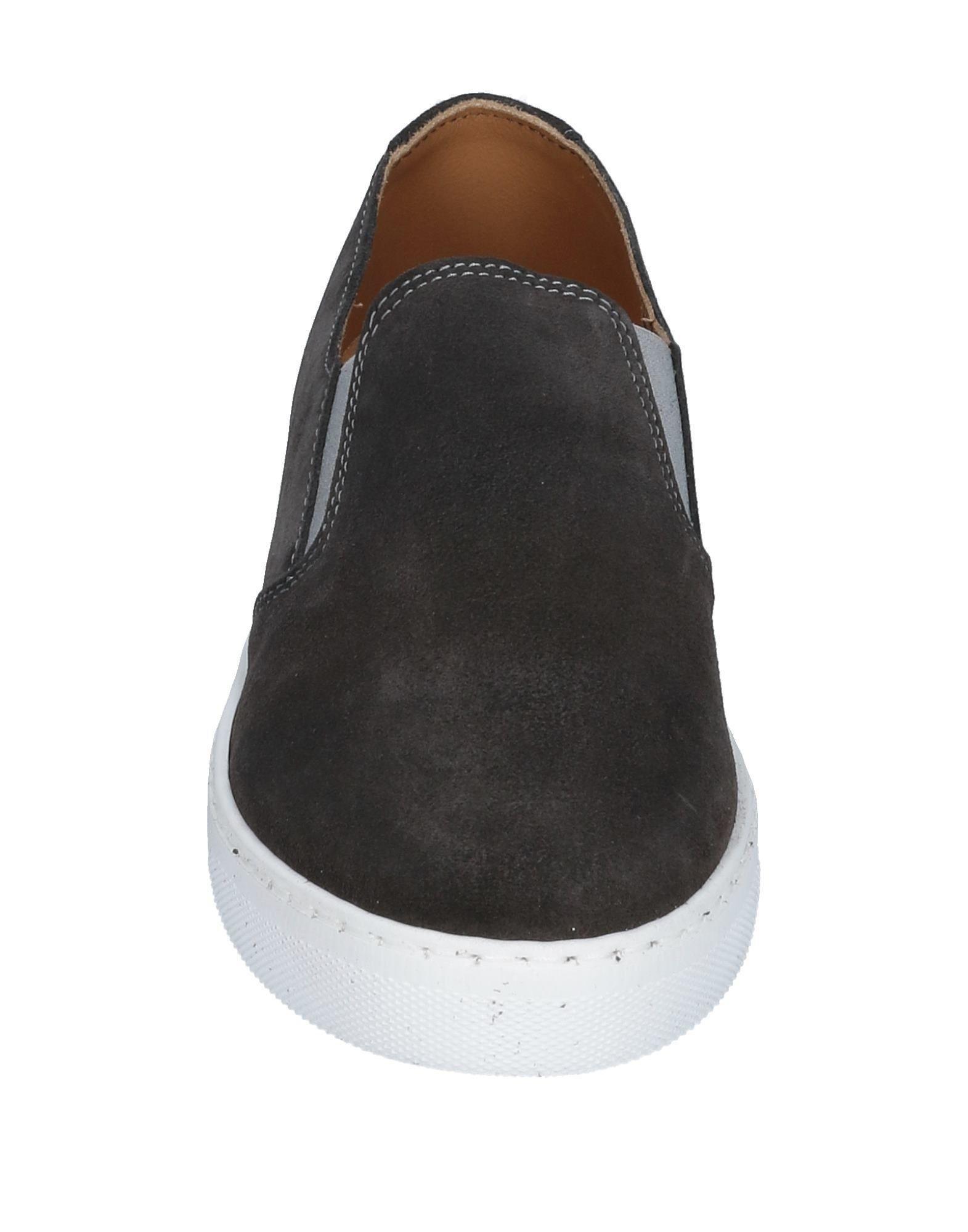 Sneakers & Deportivas CafeNoir de Ante de color Negro para hombre