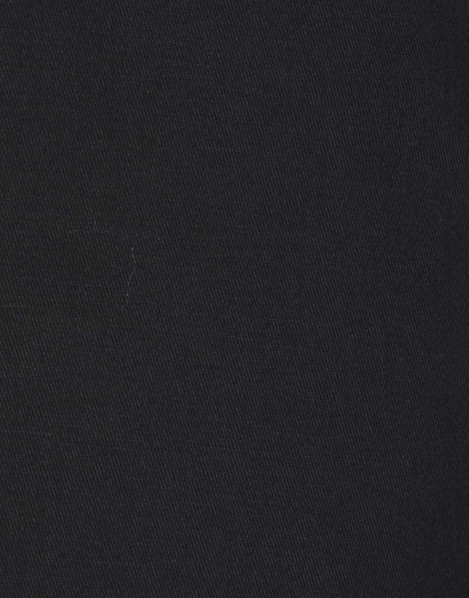 Jupe mi-longue Coton Vivetta en coloris Noir