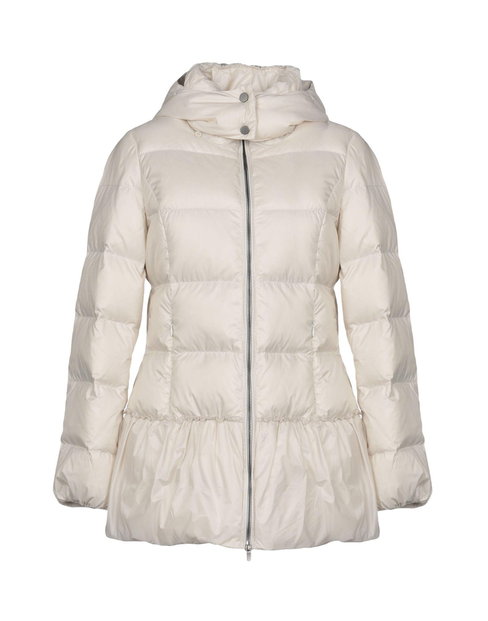Lyst - Doudoune Stefanel en coloris Blanc 85addc1fcb2