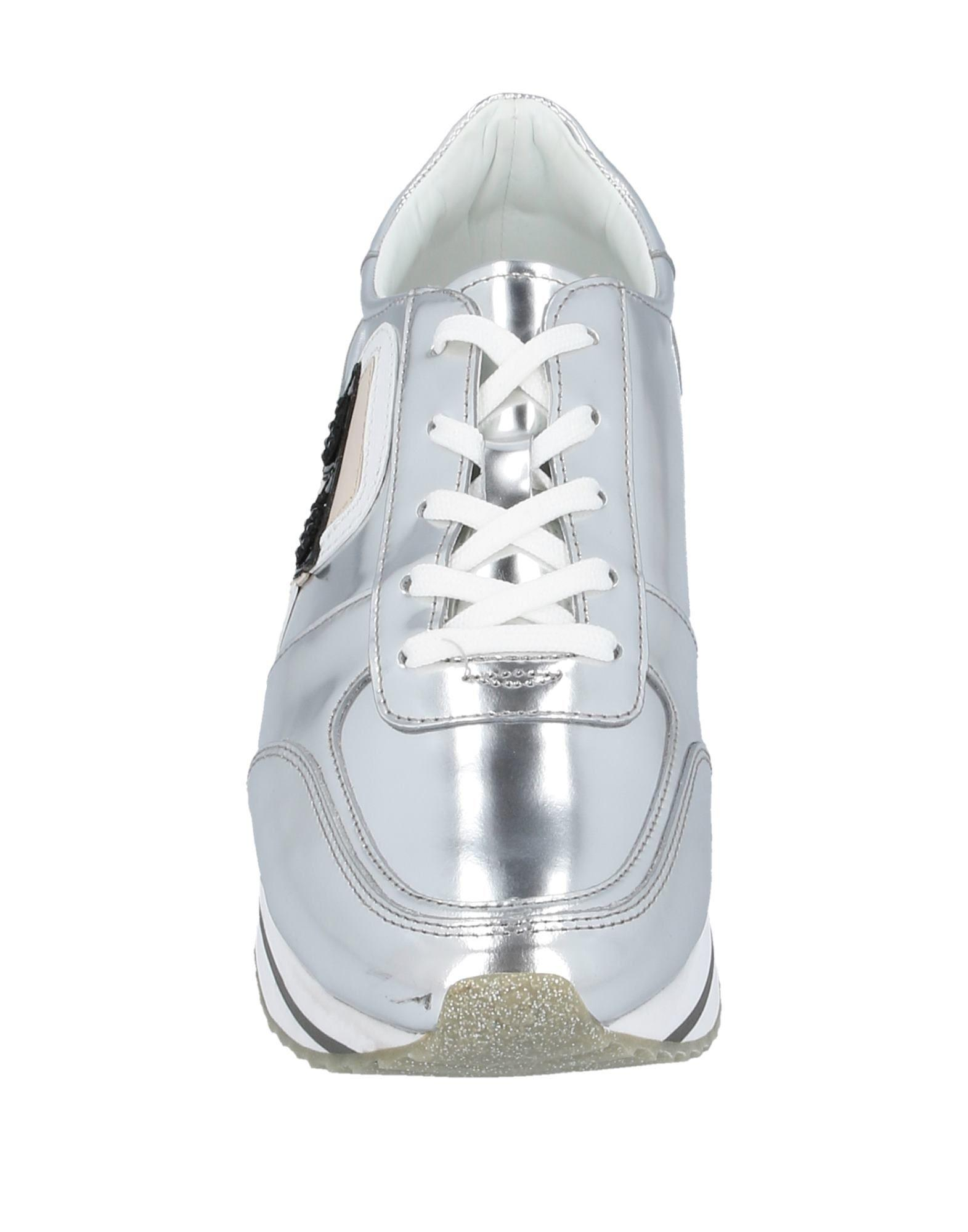 Sneakers & Deportivas Karl Lagerfeld de color Metálico