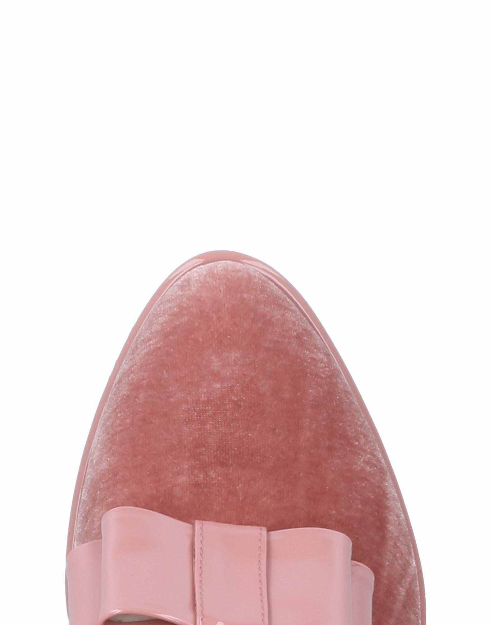 Mocasines Jeffrey Campbell de Terciopelo de color Rosa