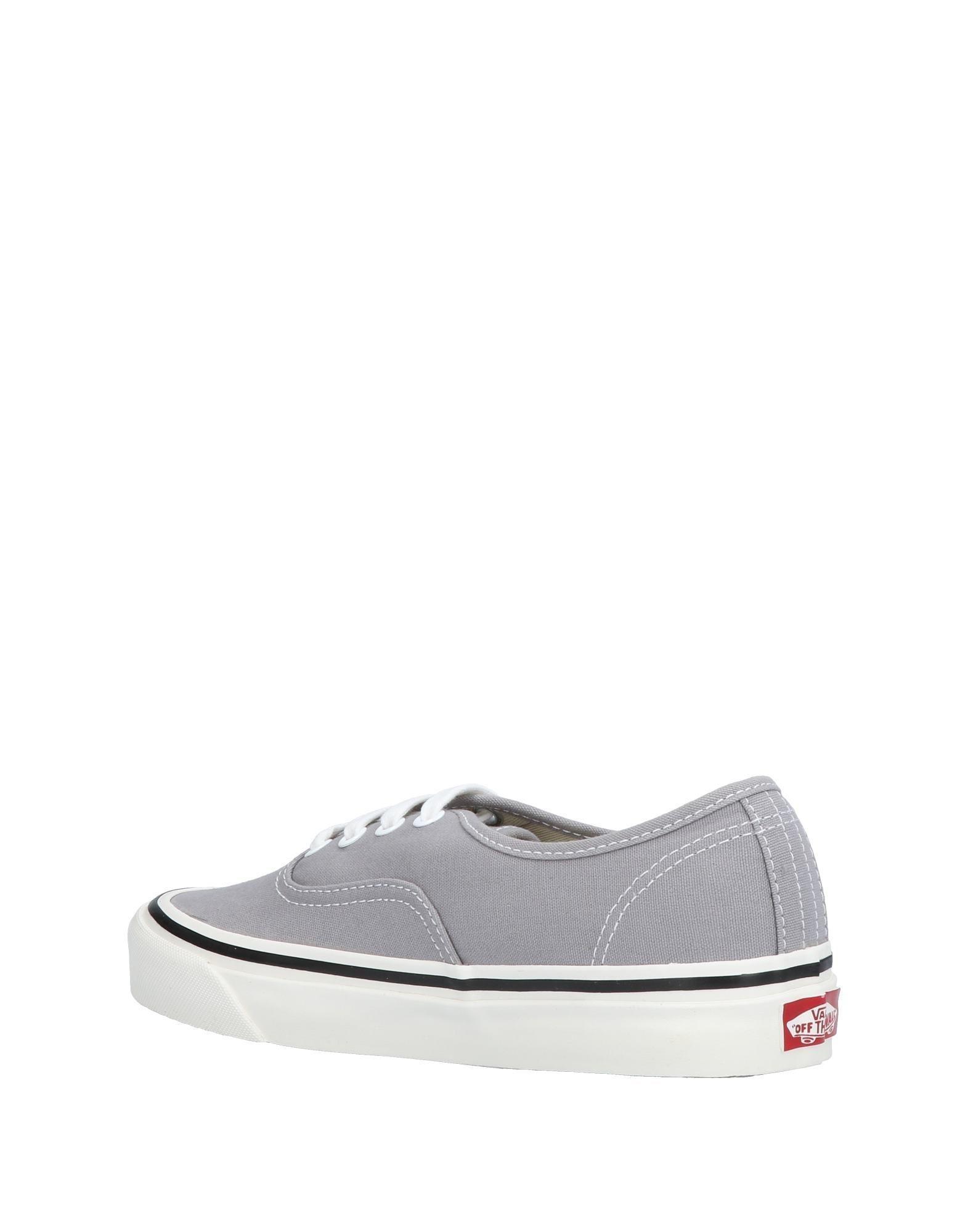 Vans Rubber Authentic 44 Dx Anaheim Factory Sneakers in Light Grey (Grey)