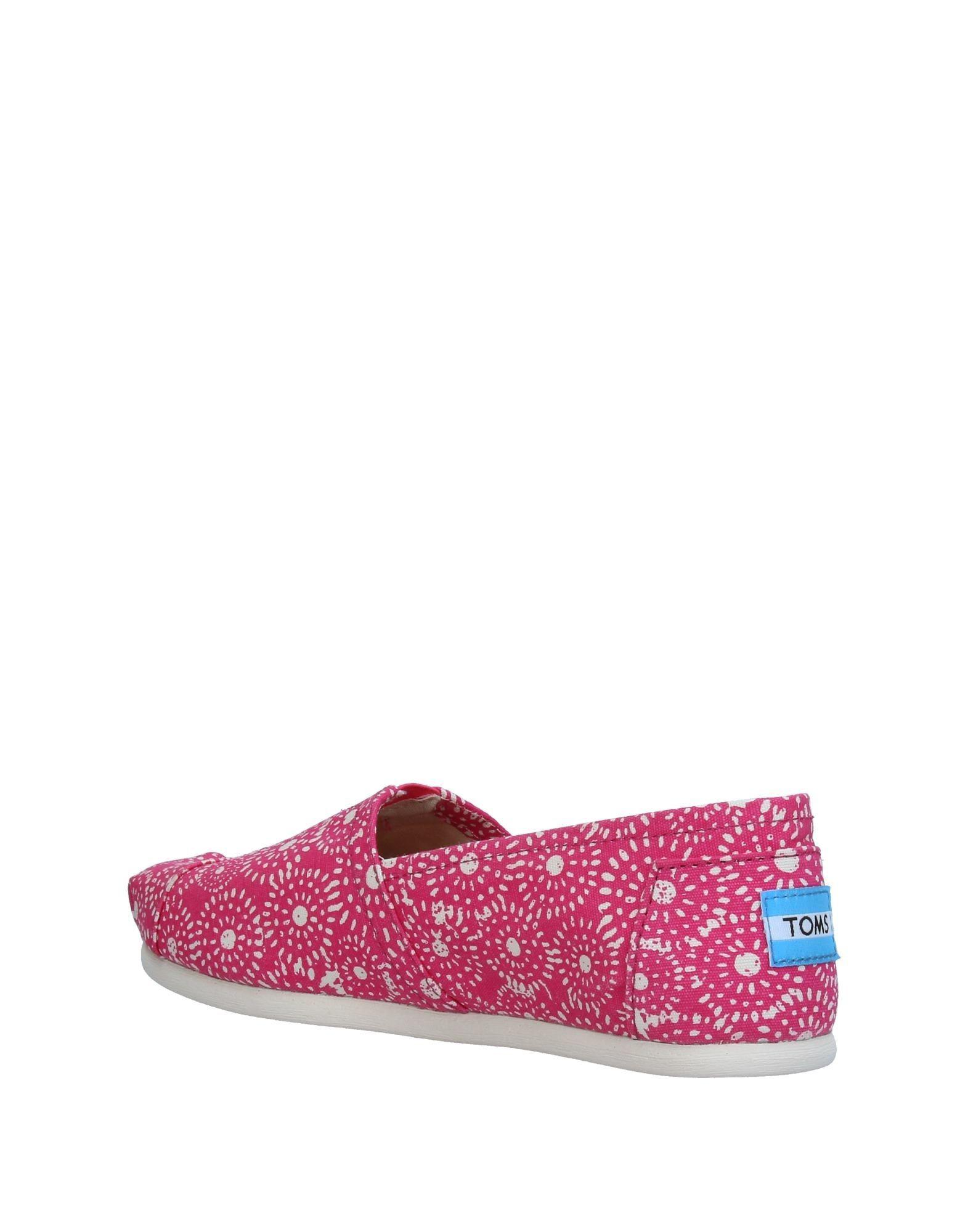 TOMS Canvas Low-tops & Sneakers