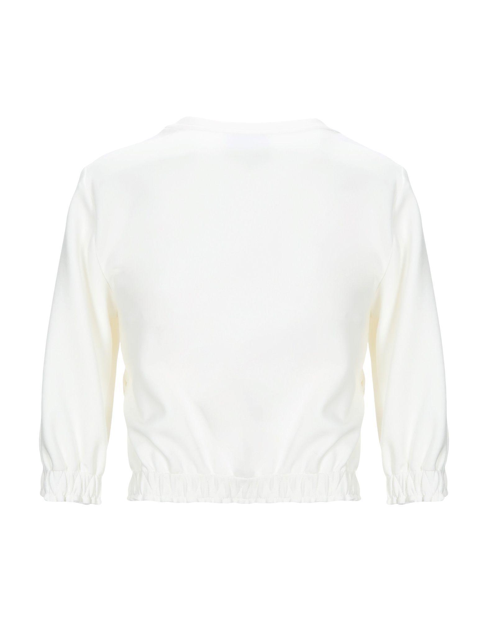 Sweat-shirt Synthétique 3.1 Phillip Lim en coloris Blanc
