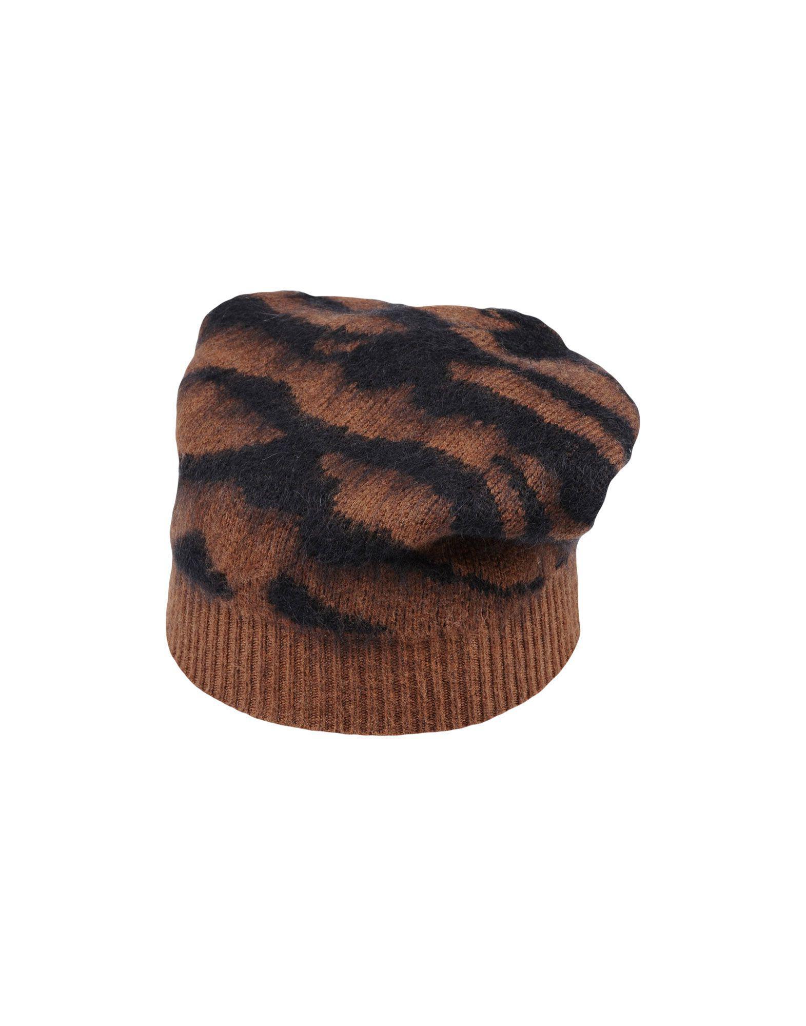 Wool Beanie Rochas upZmNj