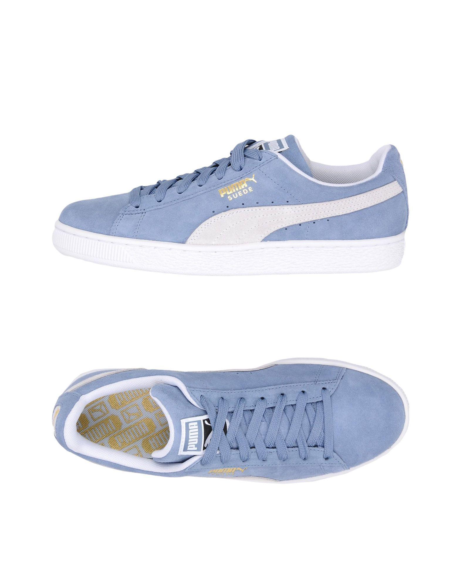b5f9eaff6135 Lyst - PUMA Low-tops   Sneakers in Blue for Men