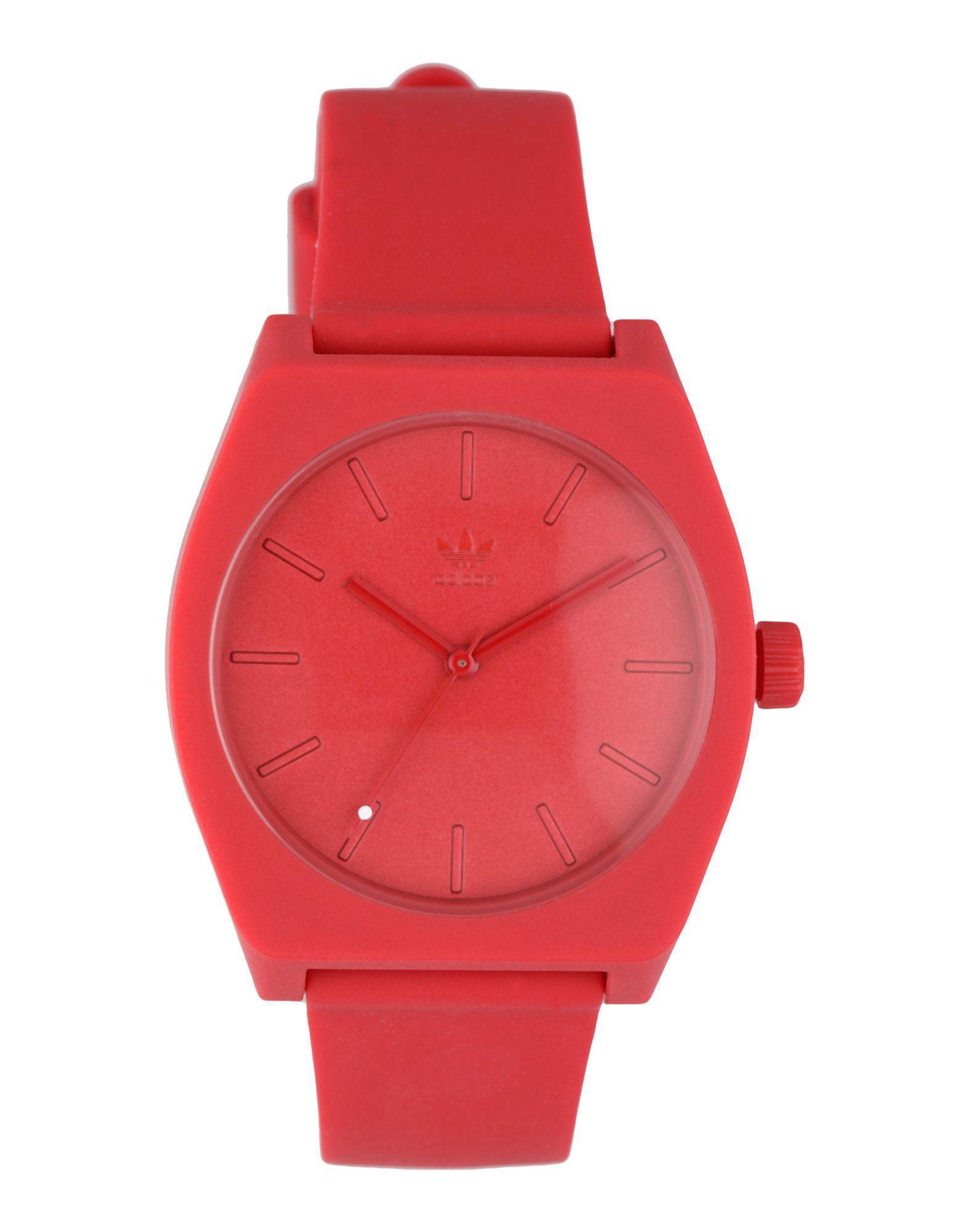 Color Hombre Reloj De Pulsera Rojo WDeEH29IY