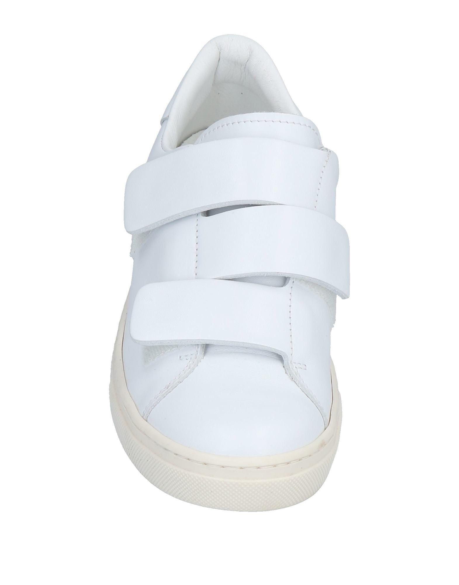 Sneakers & Tennis basses Cuir Lemarè en coloris Blanc qgnD