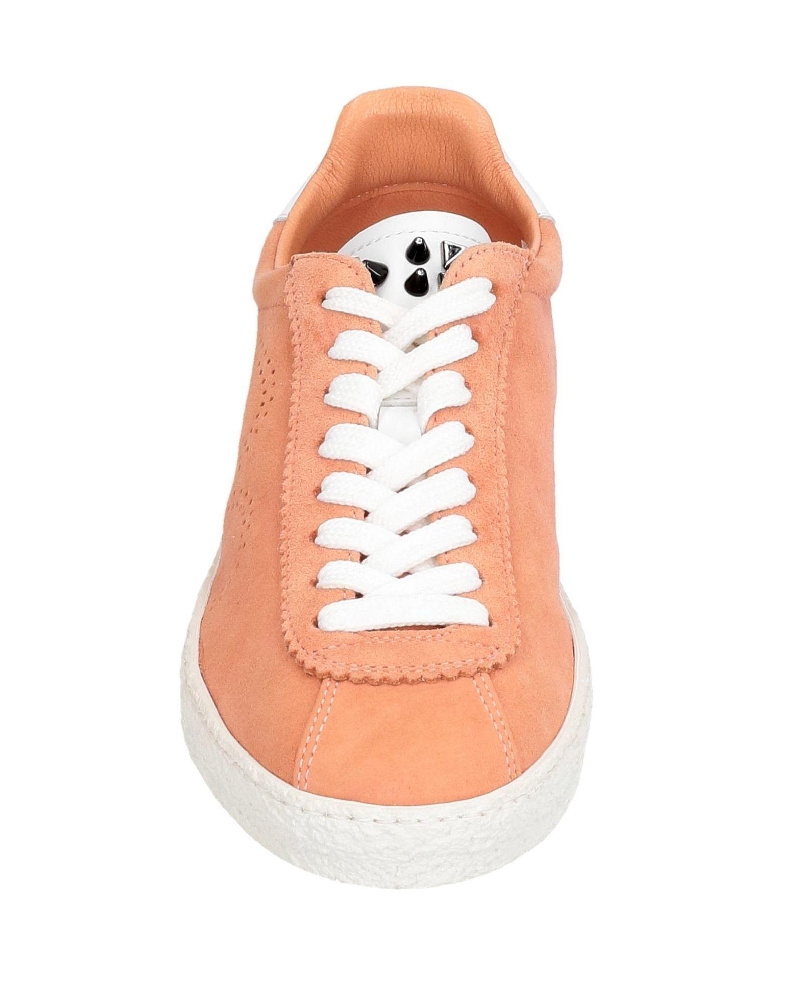Sneakers & Deportivas Barracuda de Cuero de color Rosa