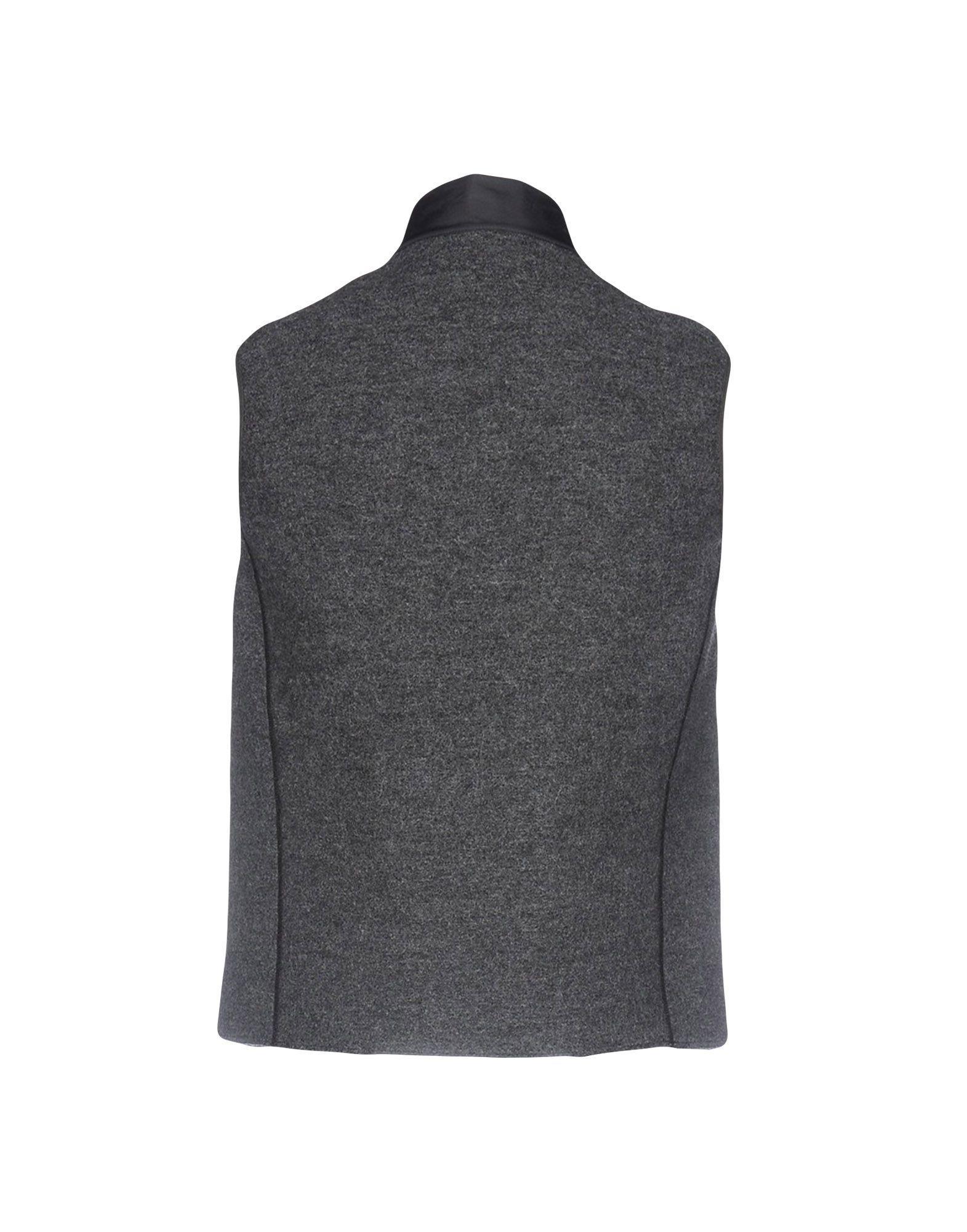 Aspesi Flannel Jacket in Steel Grey (Grey) for Men