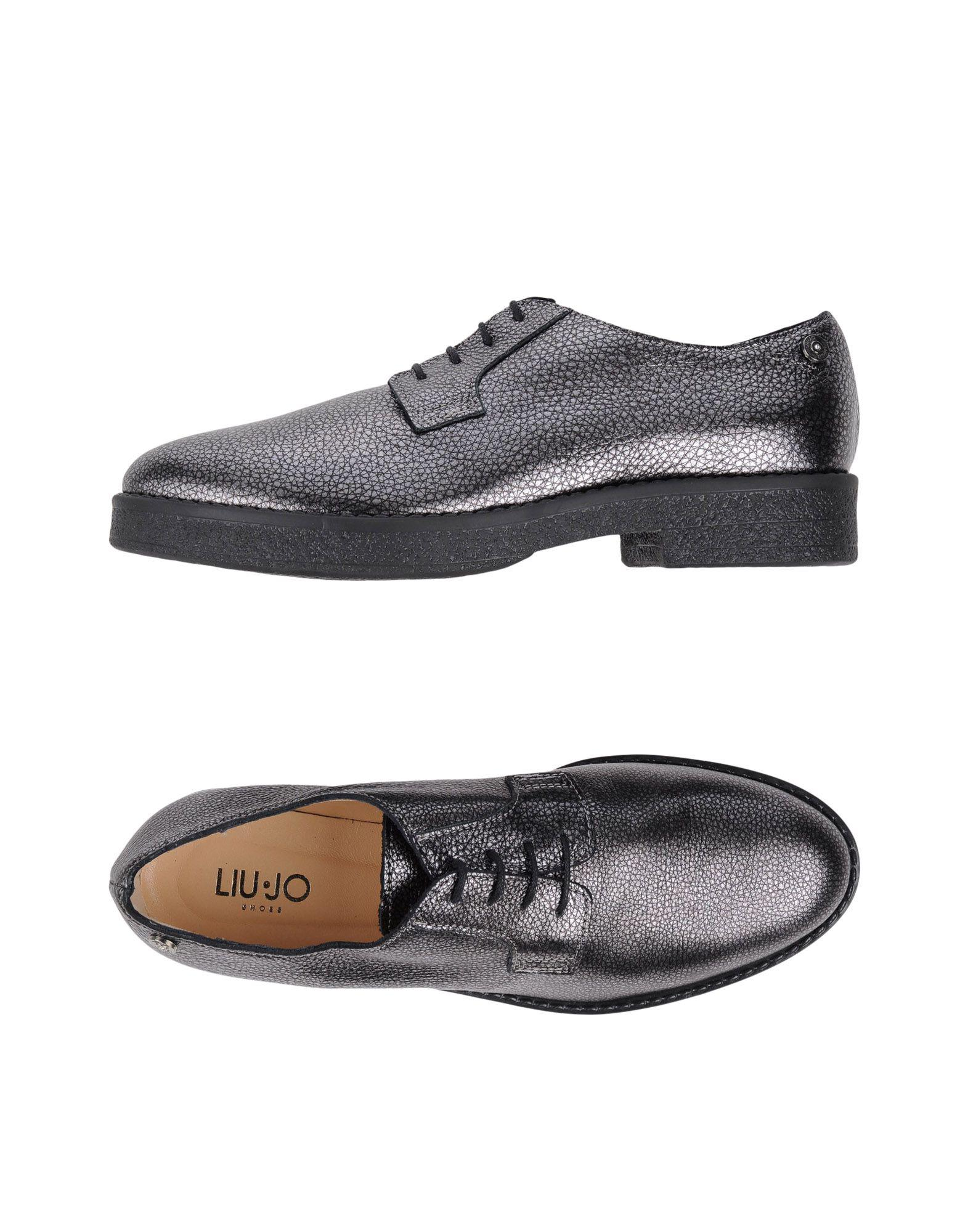 Liu Jo - Gray Lace-up Shoe for Men - Lyst. View fullscreen b46c2b4ef5d