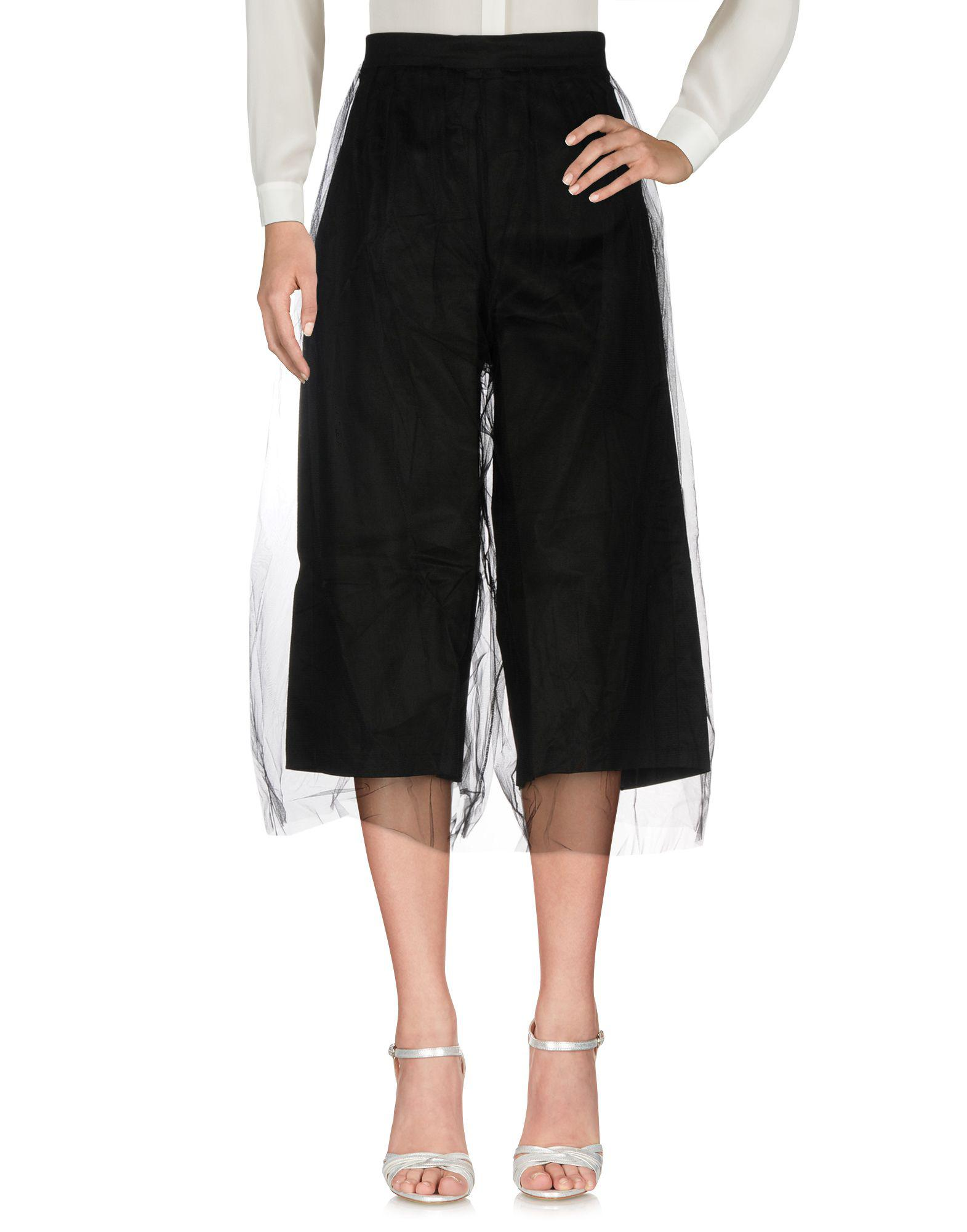 TROUSERS - 3/4-length trousers Fanfreluches Wiki Sale Online loHgatVJz