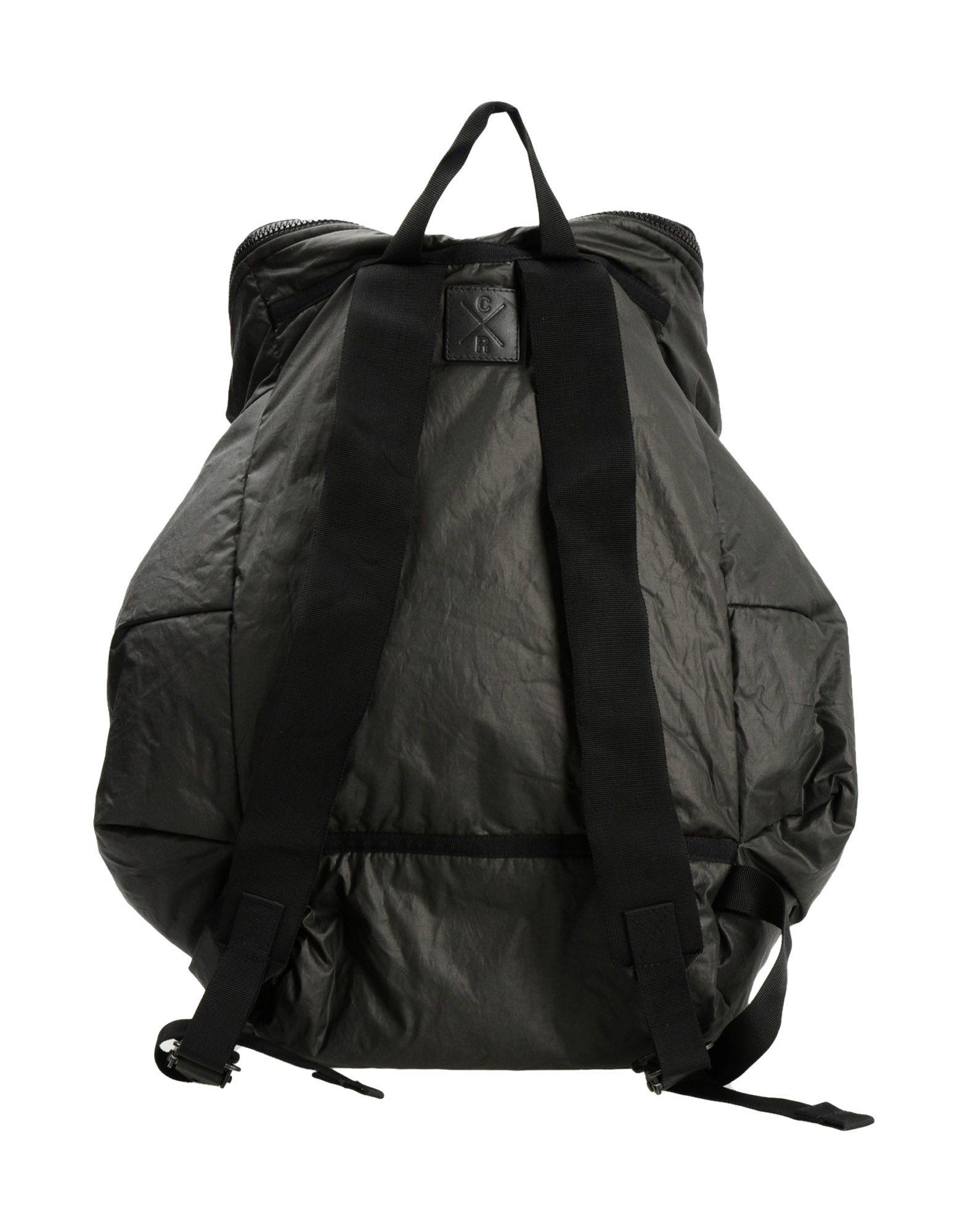 Christopher Raeburn Leather Backpacks & Fanny Packs in Black for Men