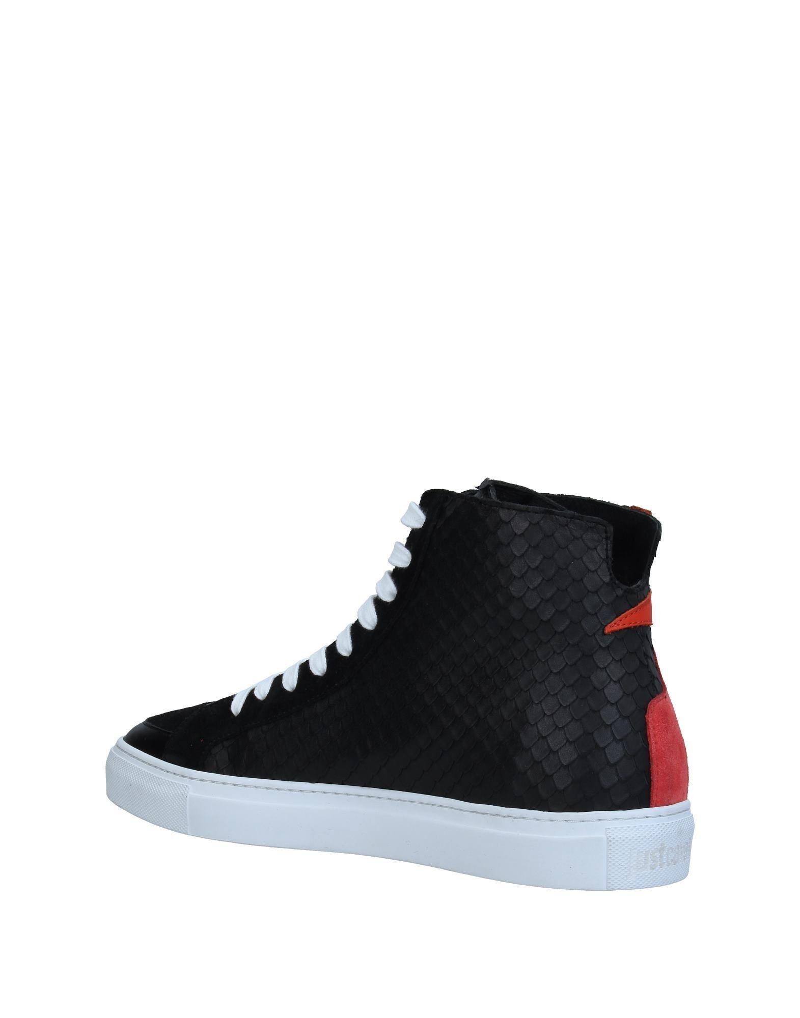 just cavalli high top sneaker
