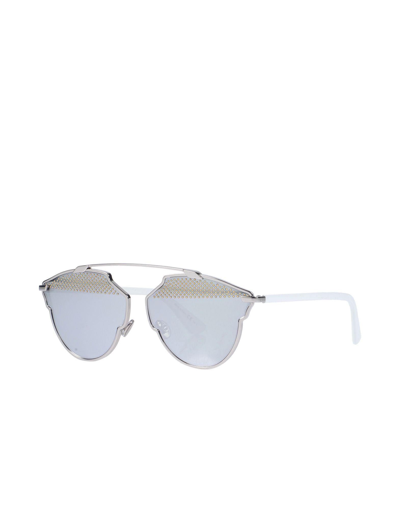 63048993887 Dior Sunglasses in Metallic - Lyst