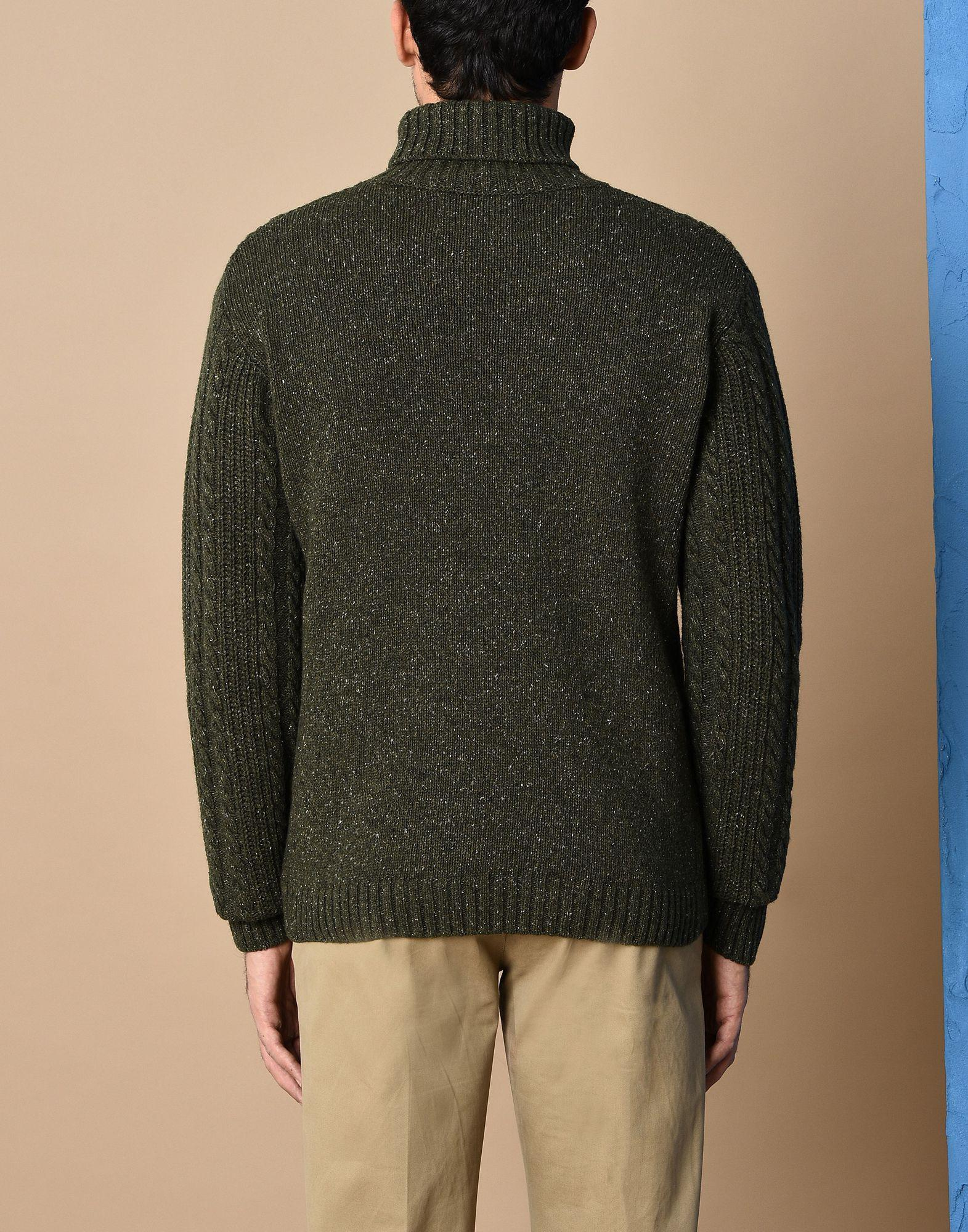 4ae107a69aa4a 8 Turtleneck in Green for Men - Lyst