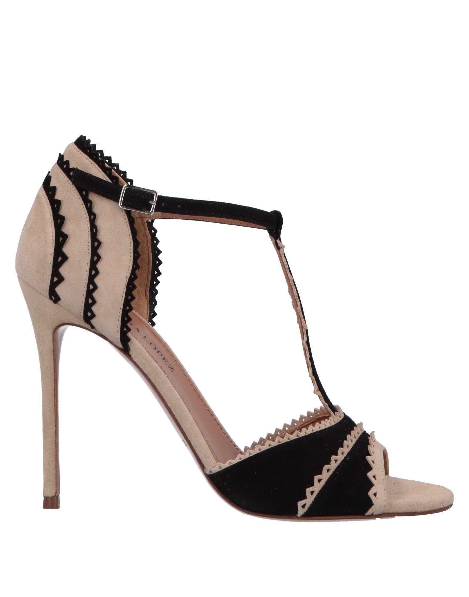 detailed look 4f861 f8a86 Women's Black Sandals